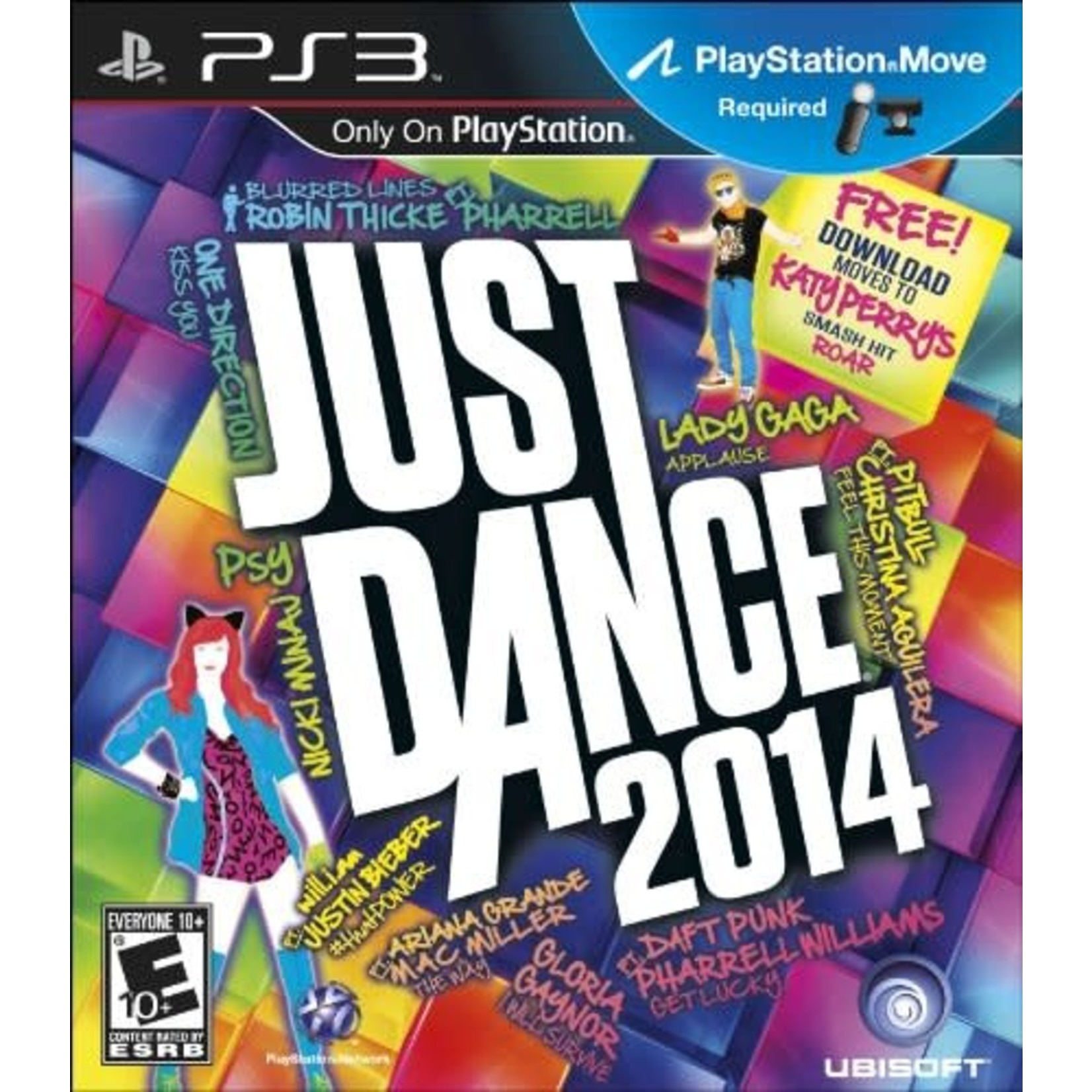 PS3U-Just Dance 2014