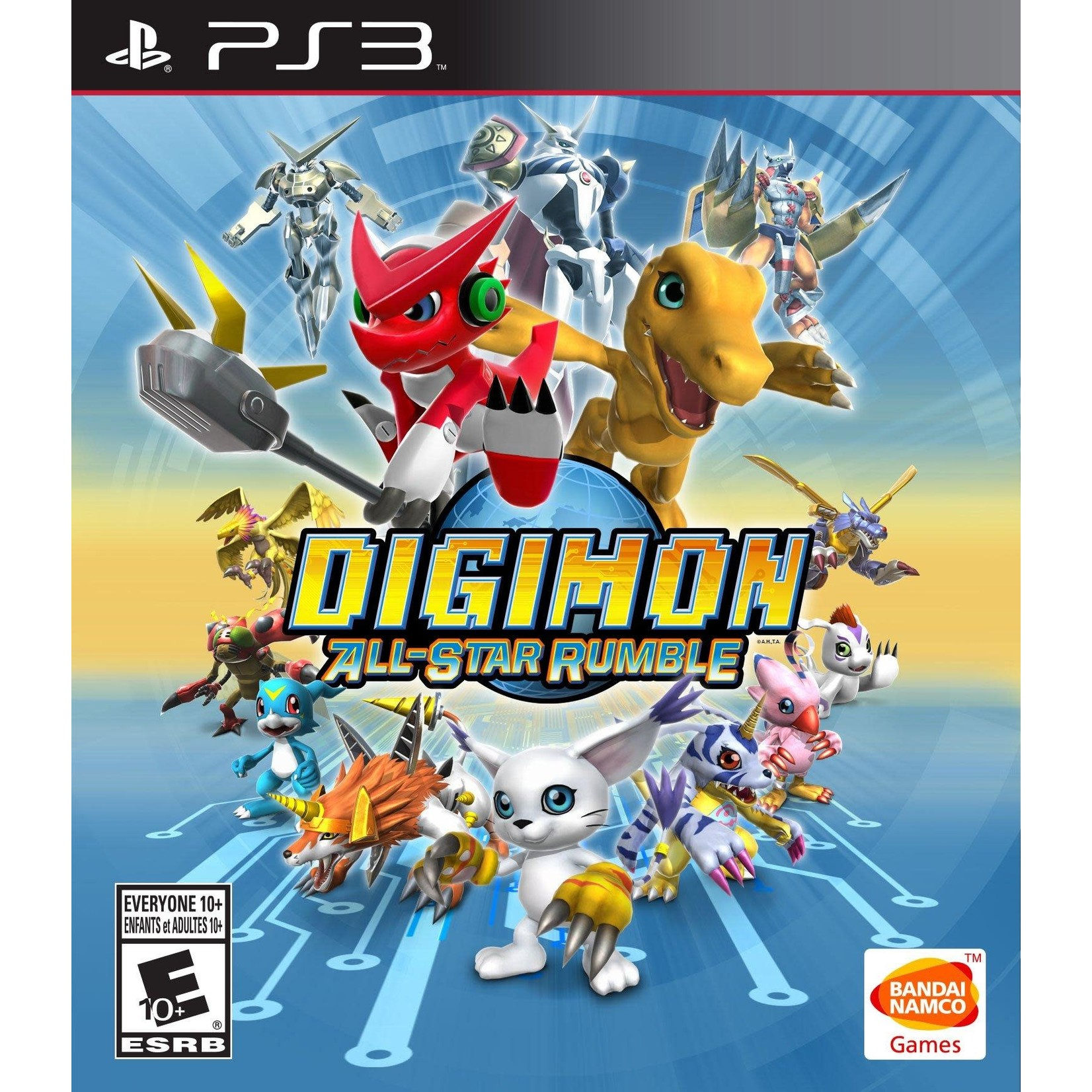 PS3U-Digimon All-Star Rumble