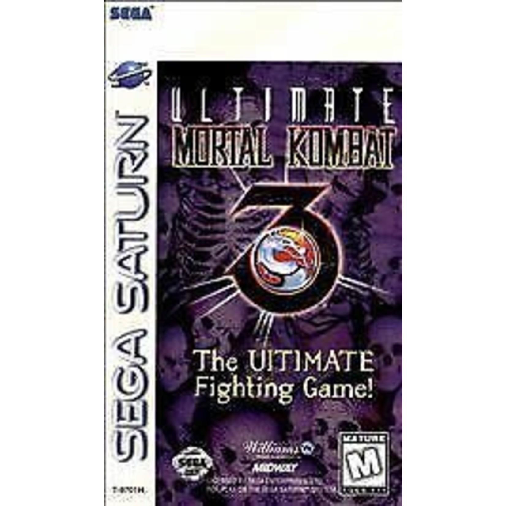 SSU-Ultimate Mortal Kombat 3 (COMPLETE)