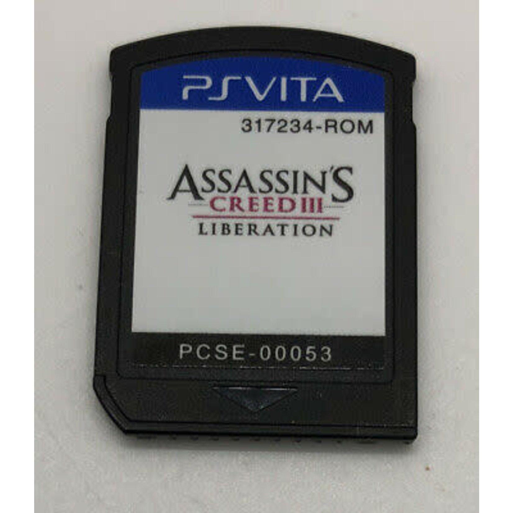 vitau-Assassins Creed III Liberation (chip only)