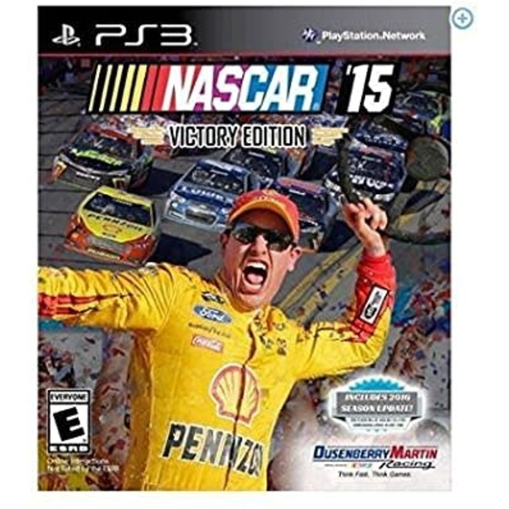 PS3U-NASCAR 15