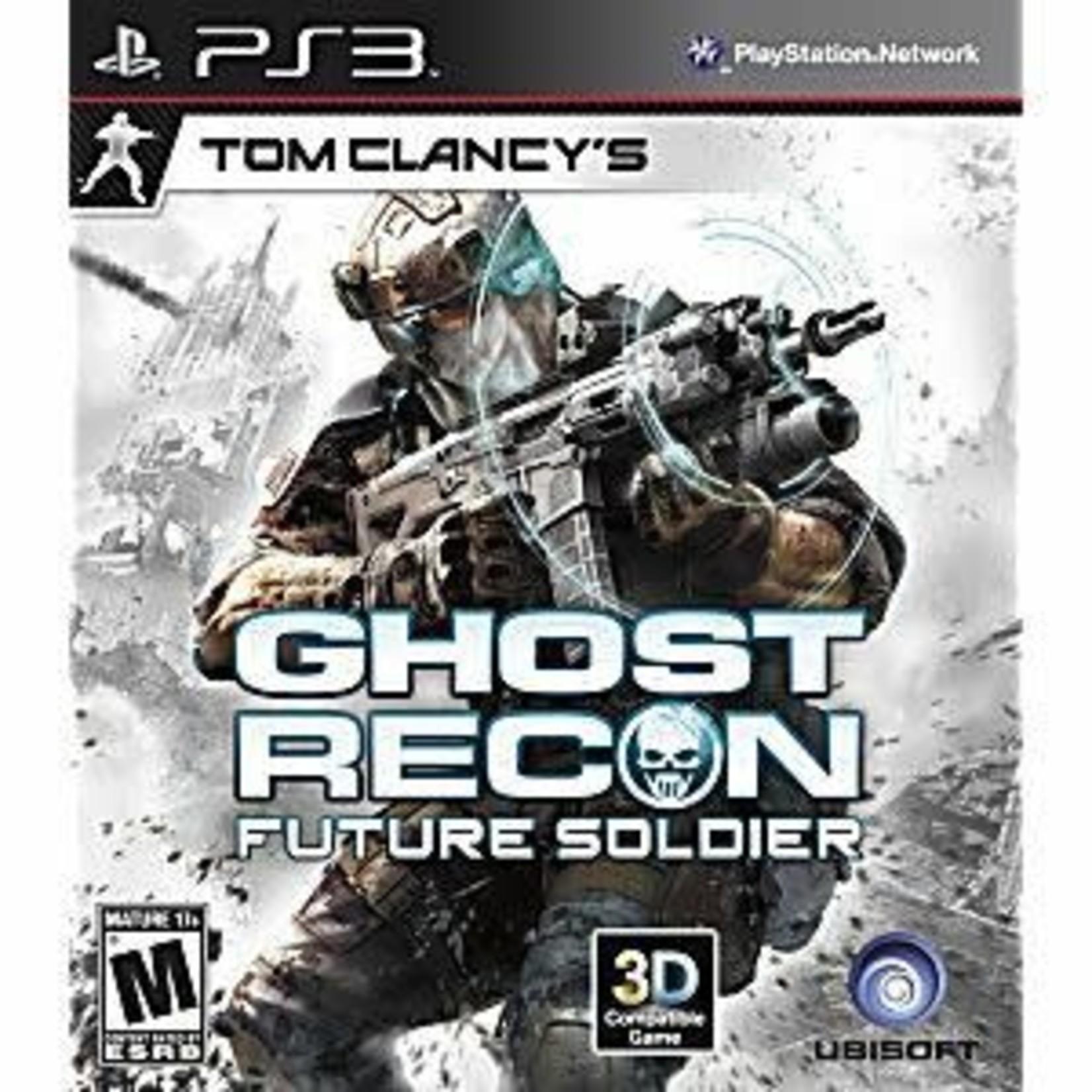 PS3U-Tom Clancy's Ghost Recon Future Soldier