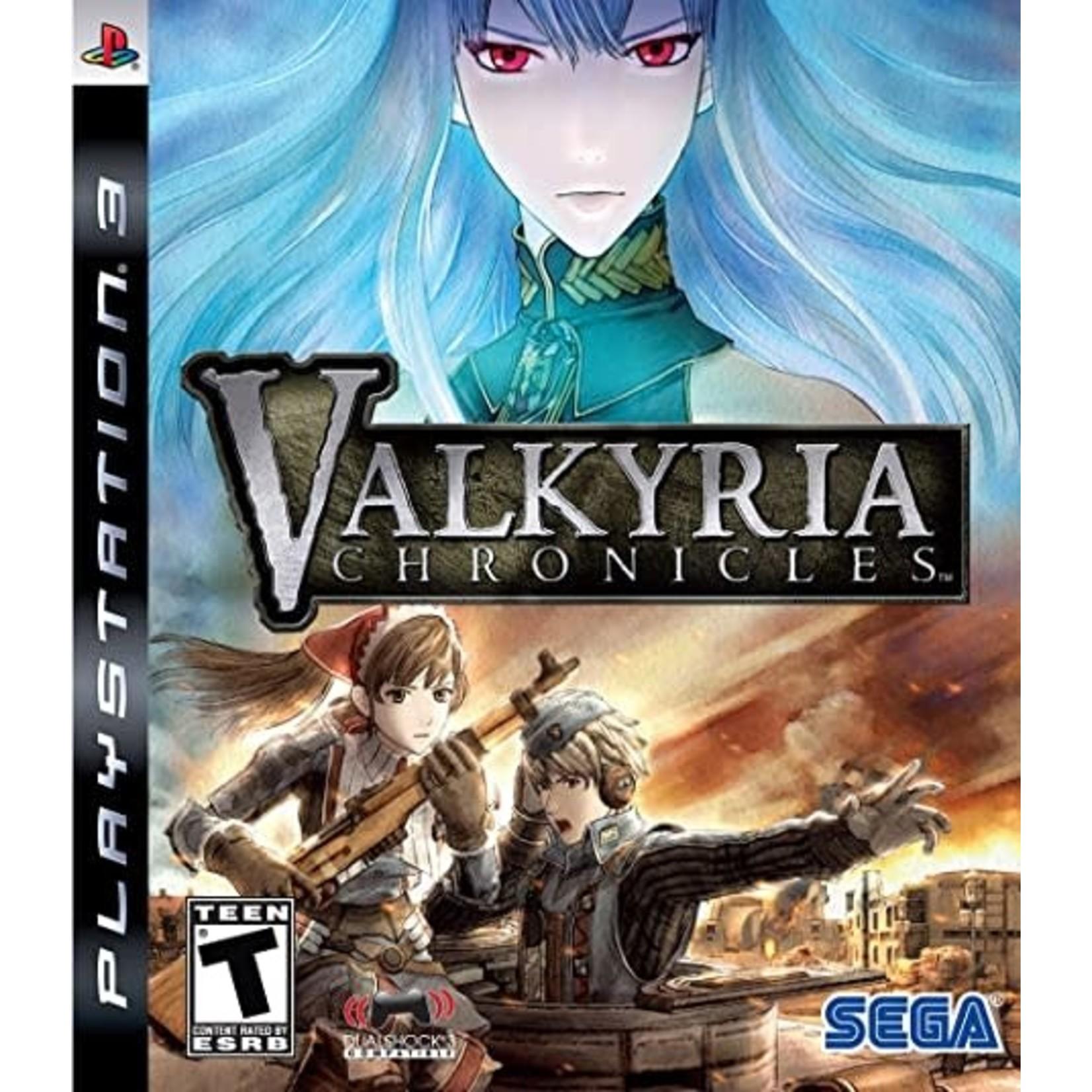 PS3U-Valkyria Chronicles