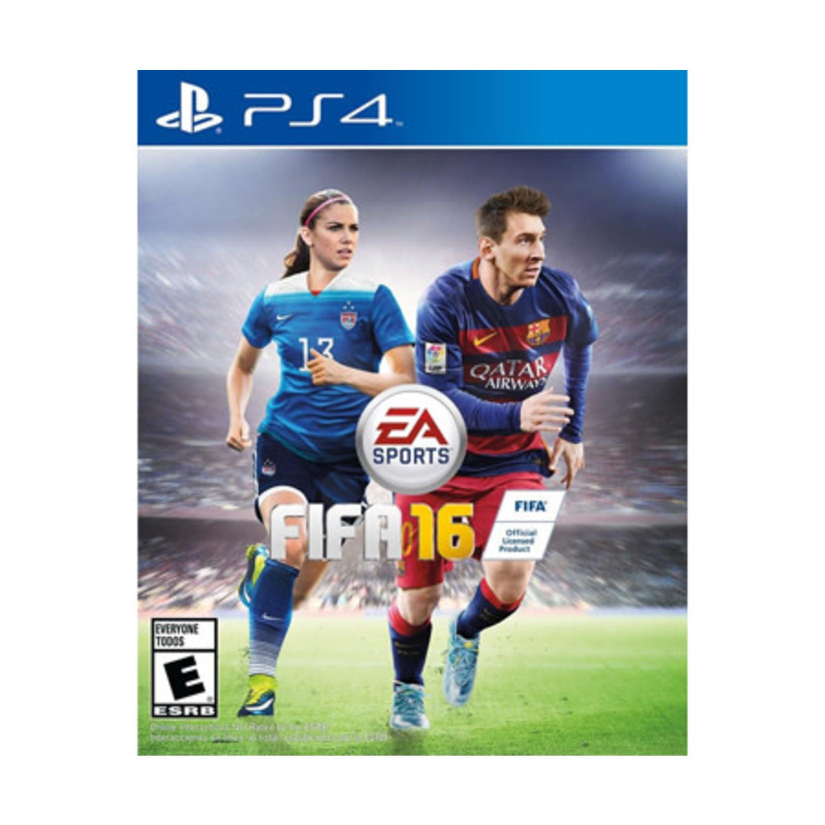 PS4U-FIFA 16