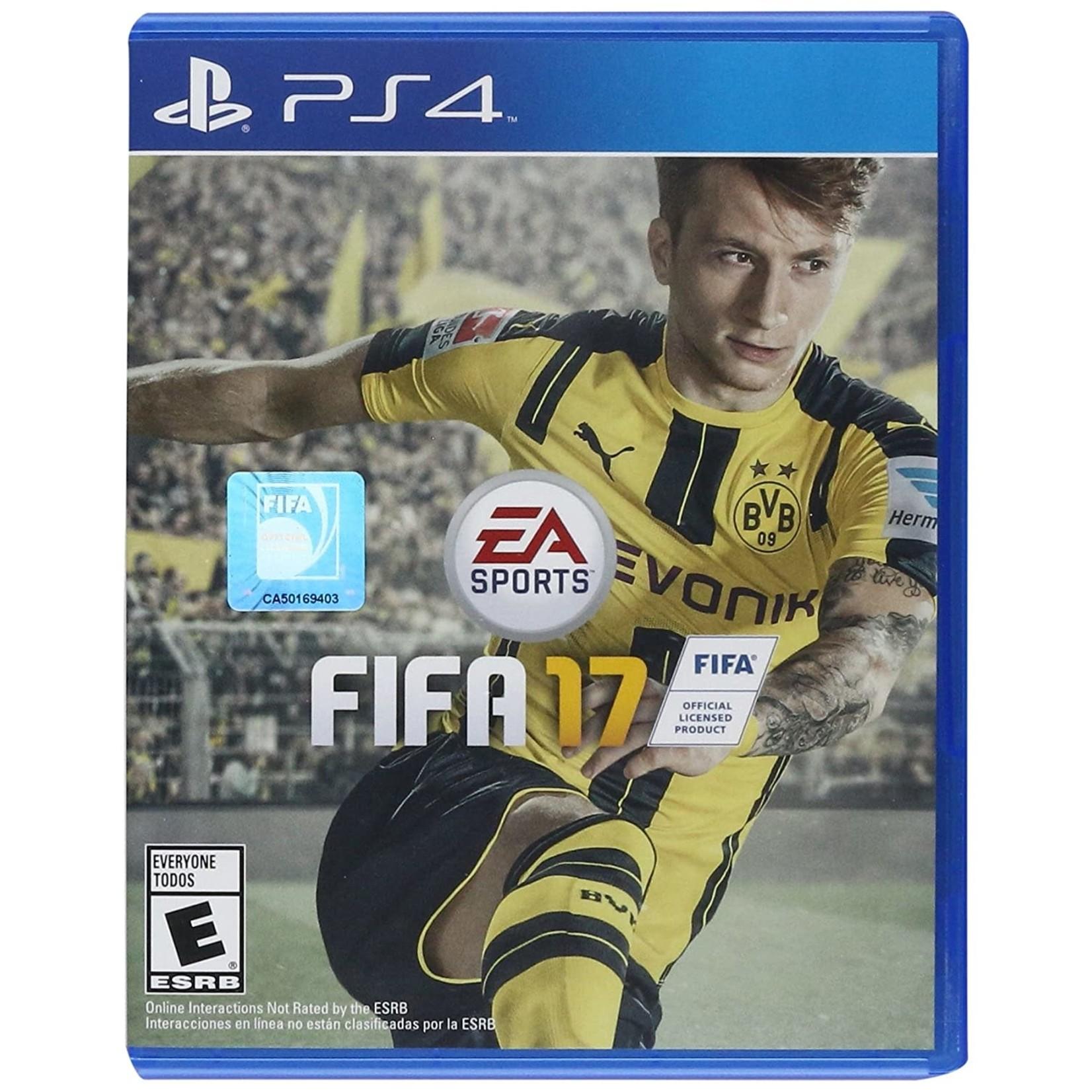 PS4U-FIFA 17
