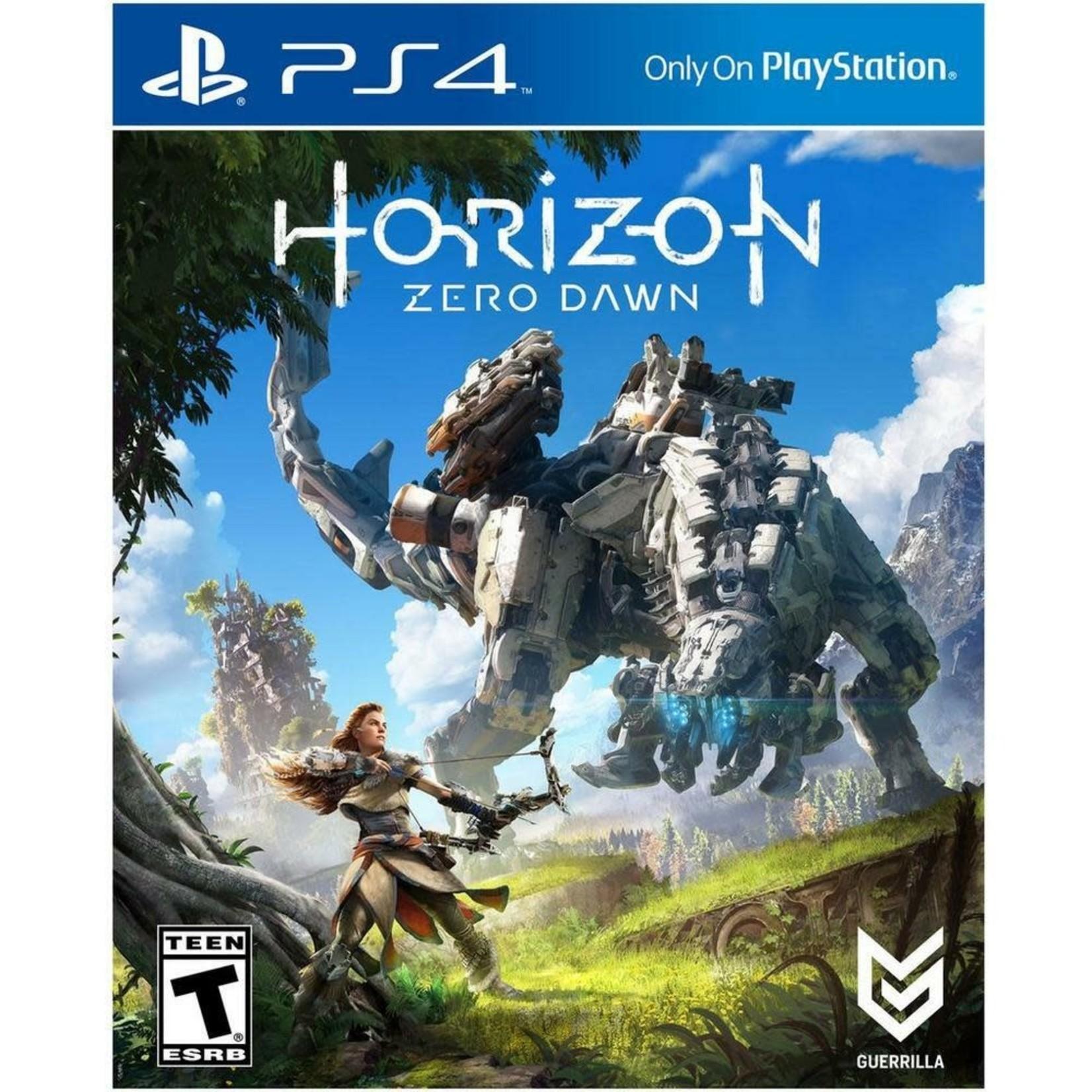 PS4U-Horizon Zero Dawn