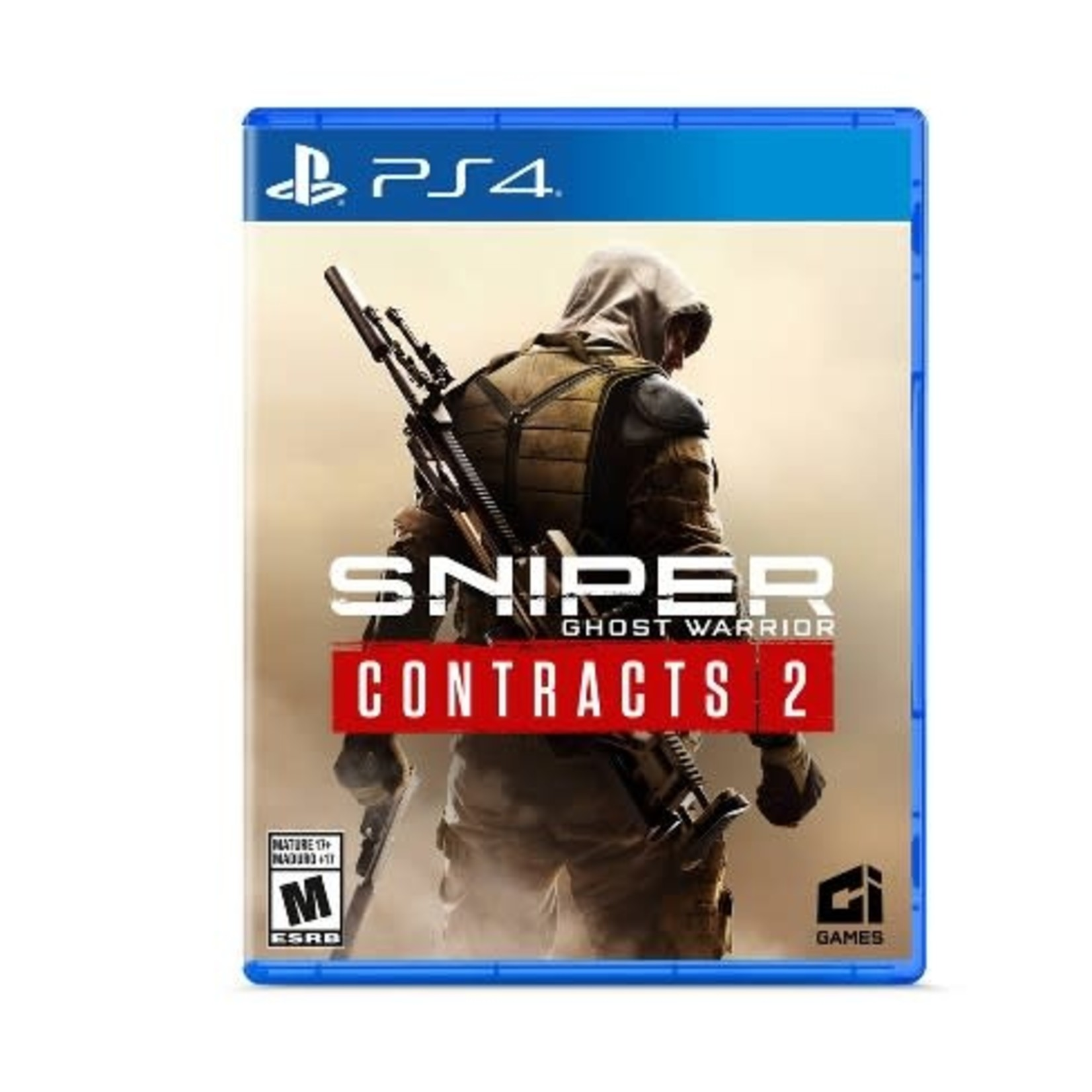 PS4U-Sniper Ghost Warrior: Contracts