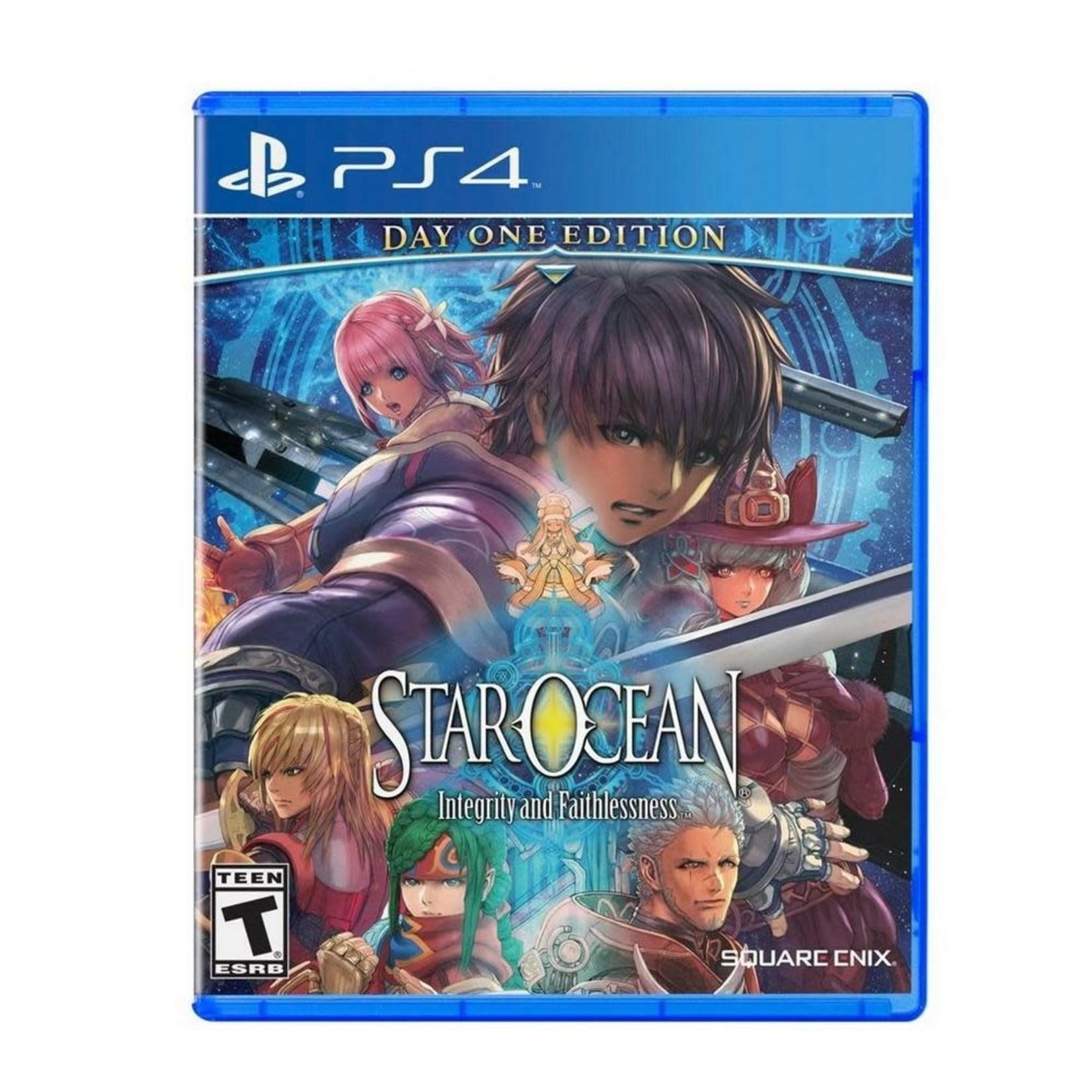 PS4U-Star Ocean: Integrity and Faithlessness
