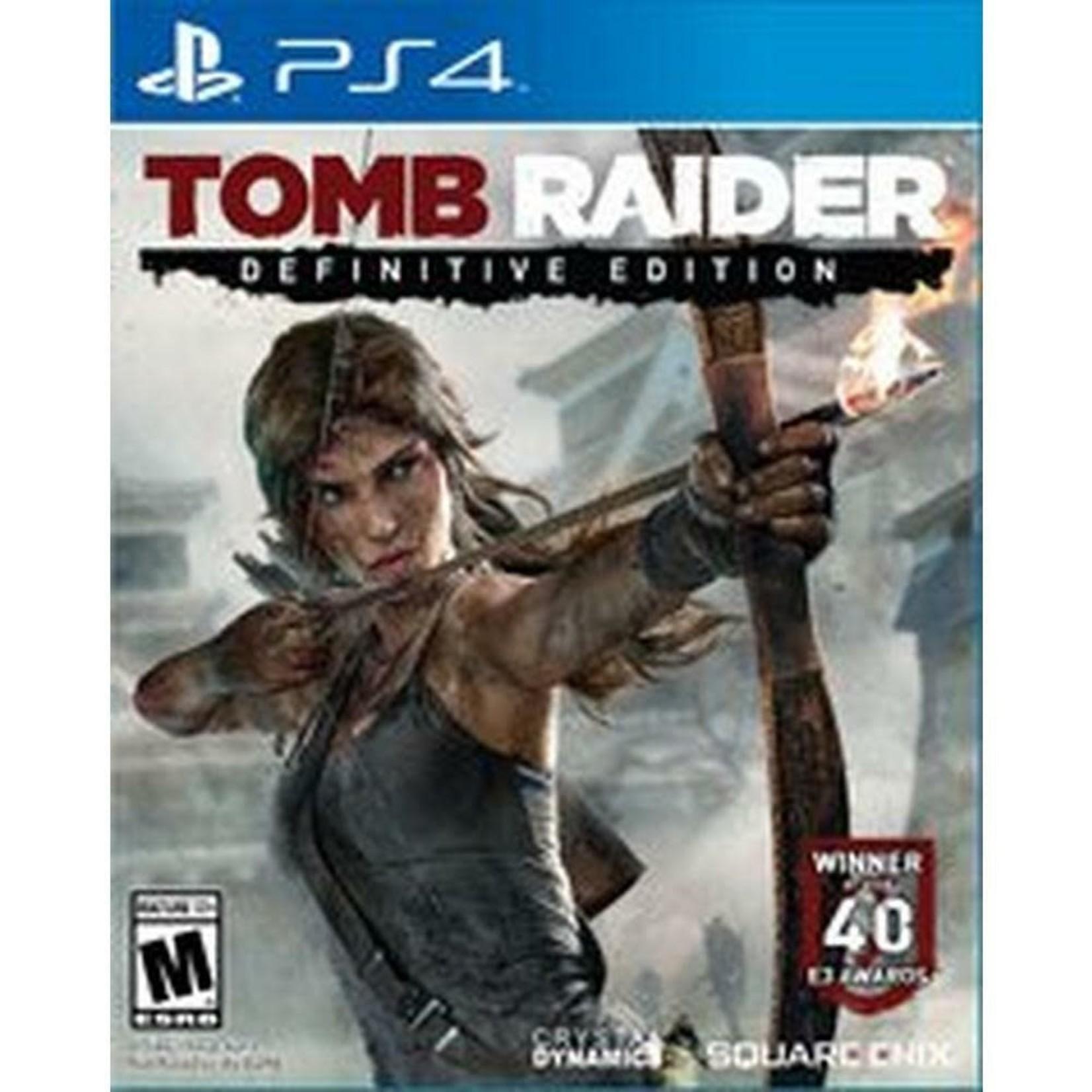 PS4U-Tomb Raider Definitive Edition