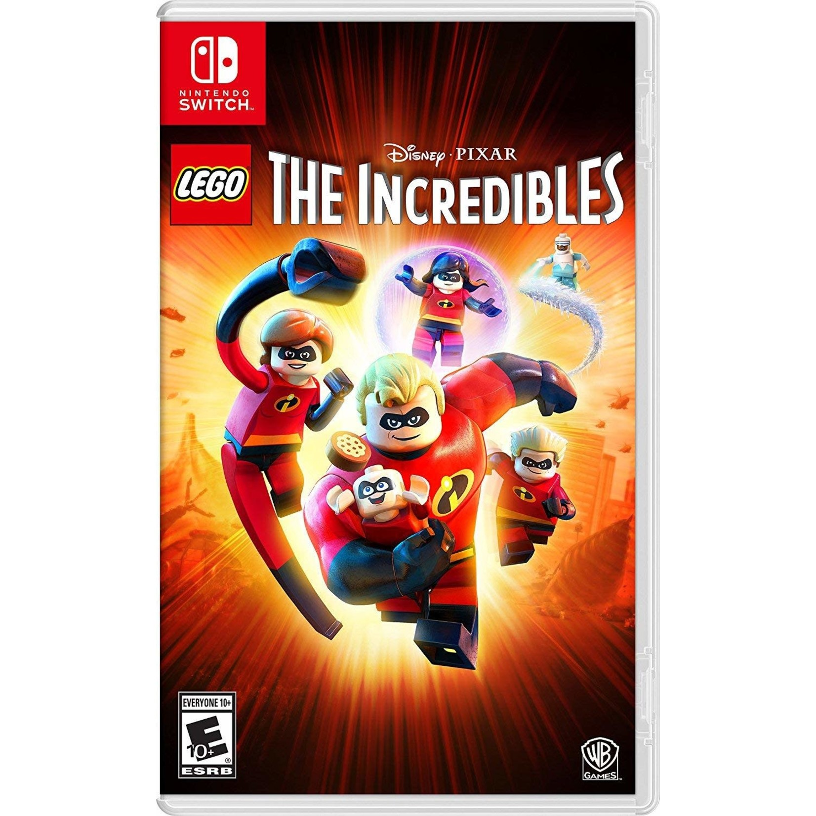 switchu-LEGO The Incredibles