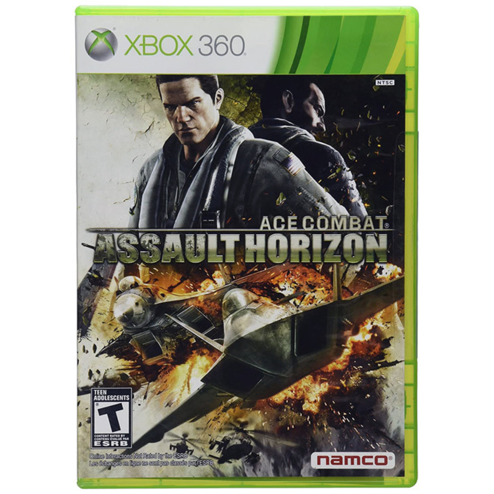 X3U-Ace Combat: Assault Horizon