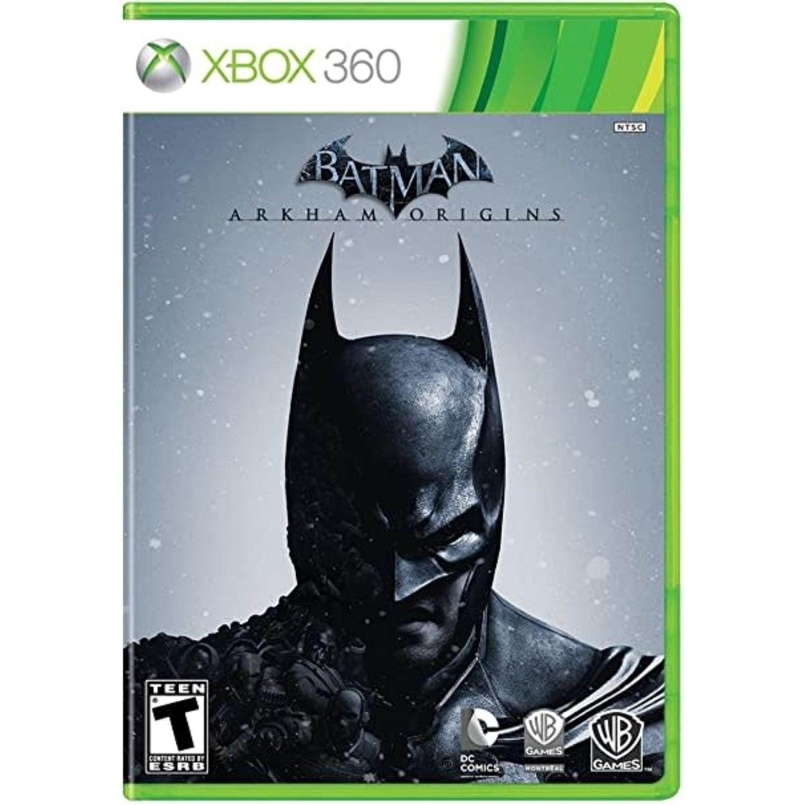 X3U-Batman: Arkham Origins