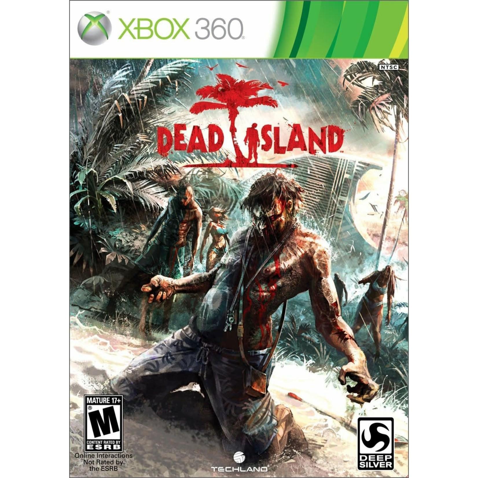 X3U-Dead Island
