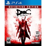 PS4-DmC Devil May Cry: Definitive Edition