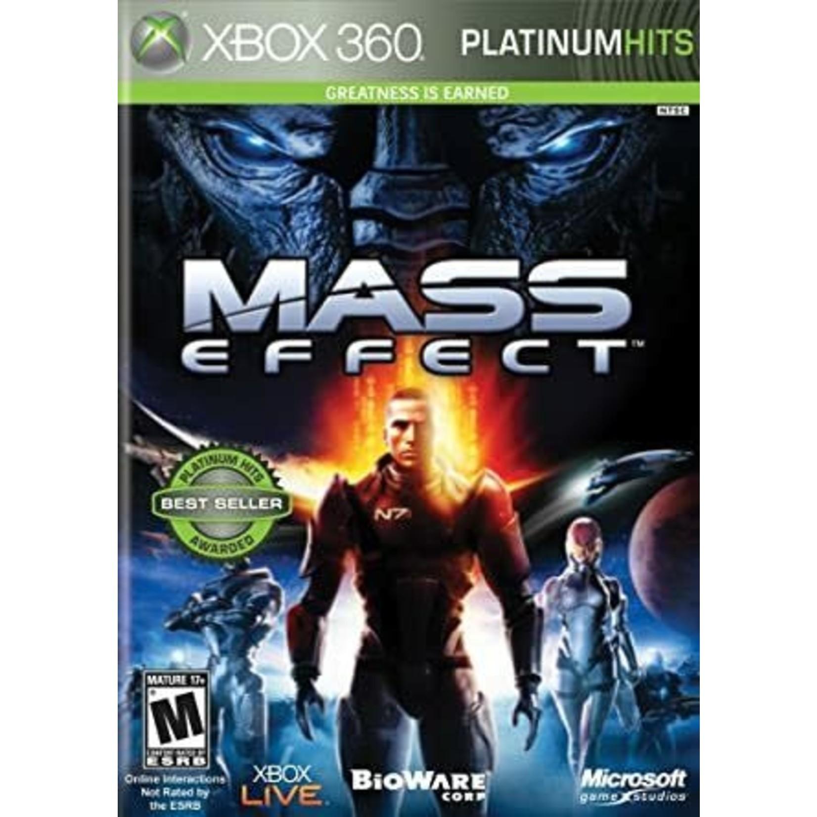 X3U-Mass Effect