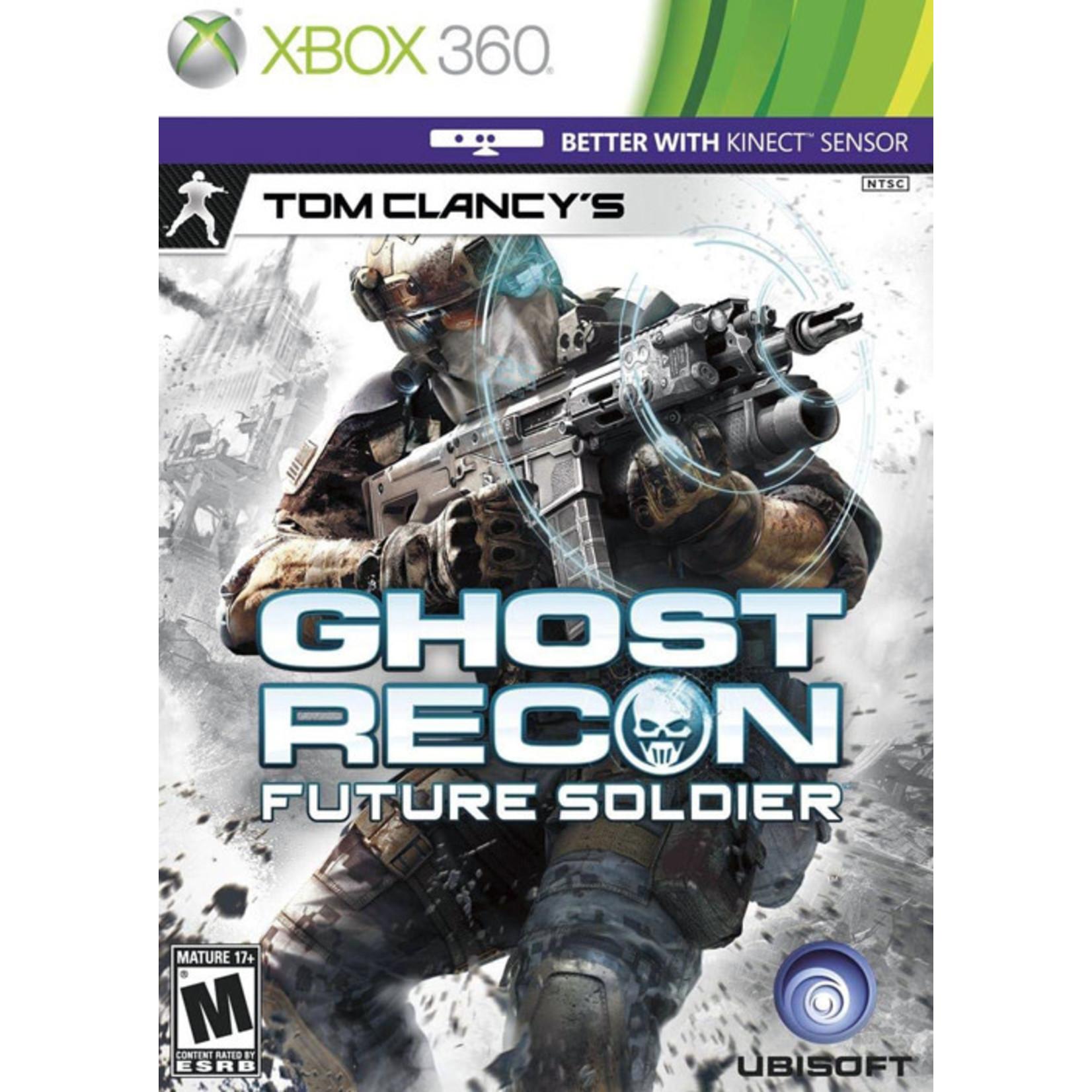 X3U-Tom Clancy's Ghost Recon Future Soldier