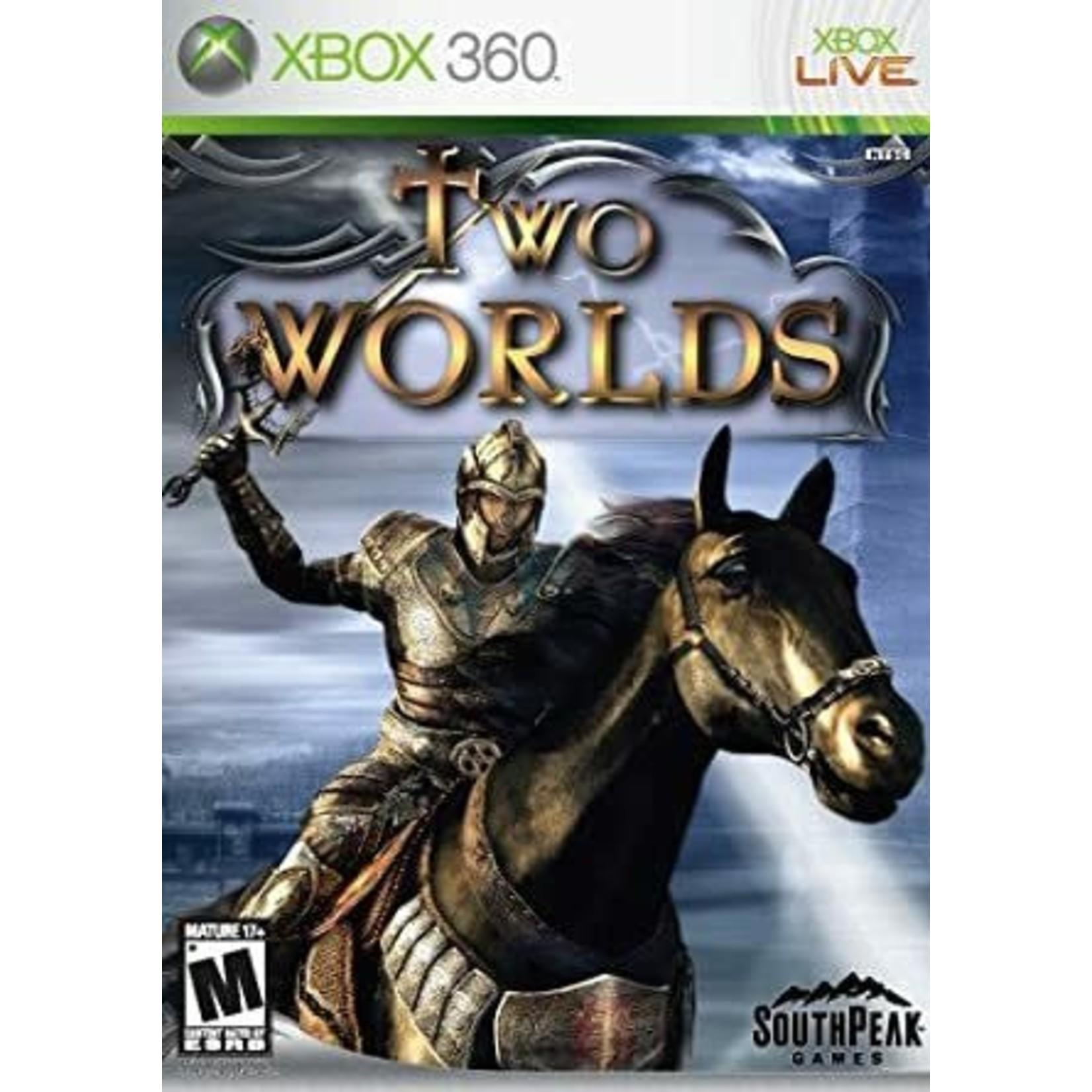 X3U-Two Worlds