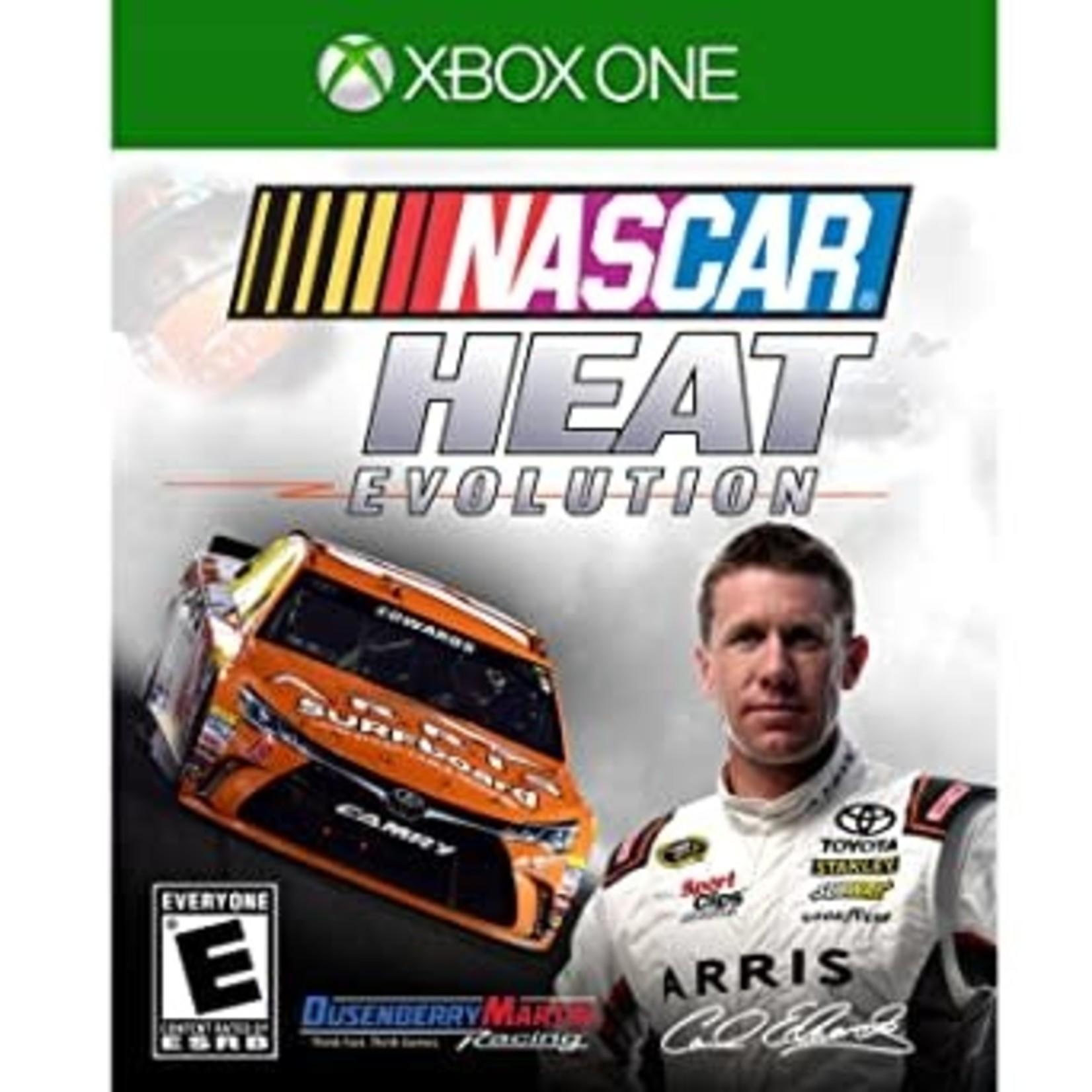 XB1U-NASCAR Heat Evolution