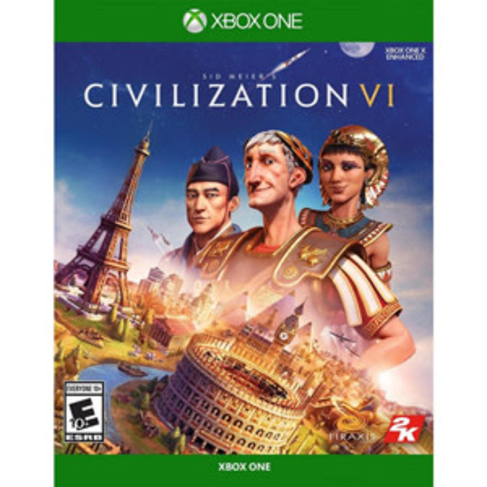 XB1U-Sid Meier's Civilization VI