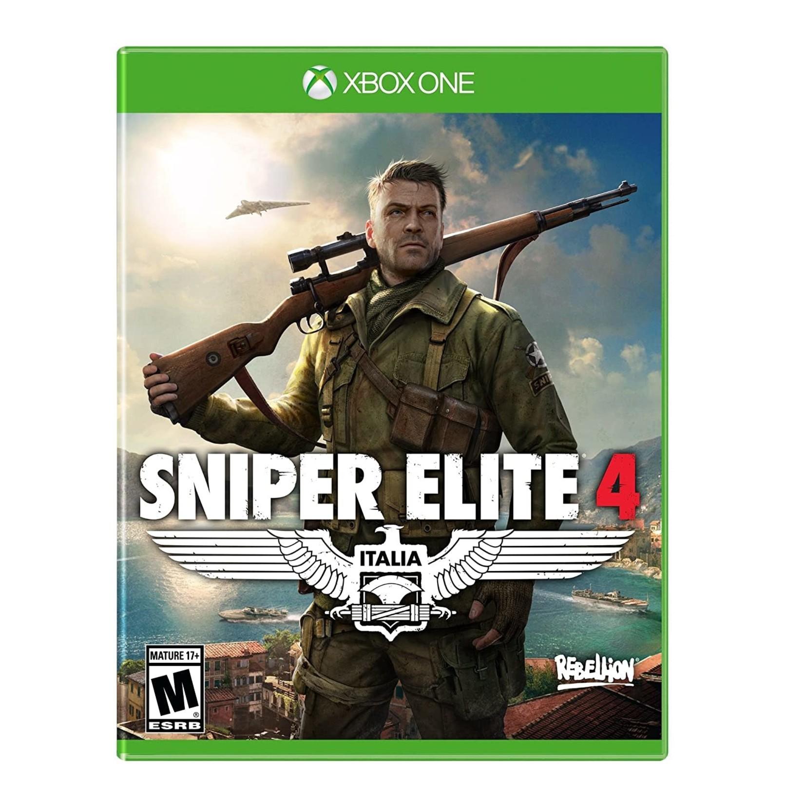 XB1U-Sniper Elite 4