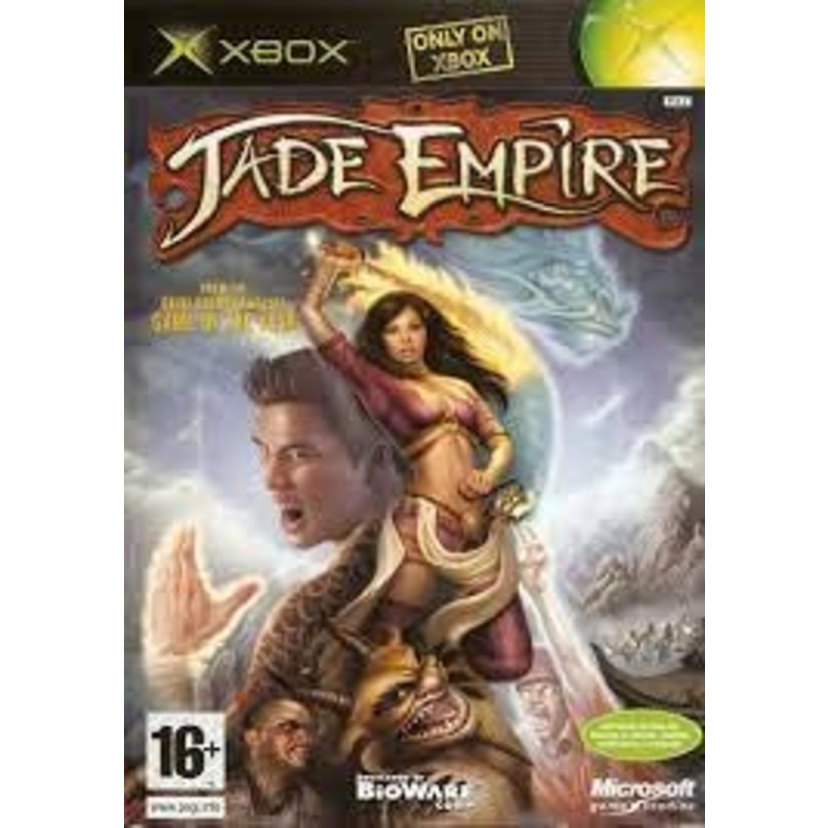 xbu-Jade Empire