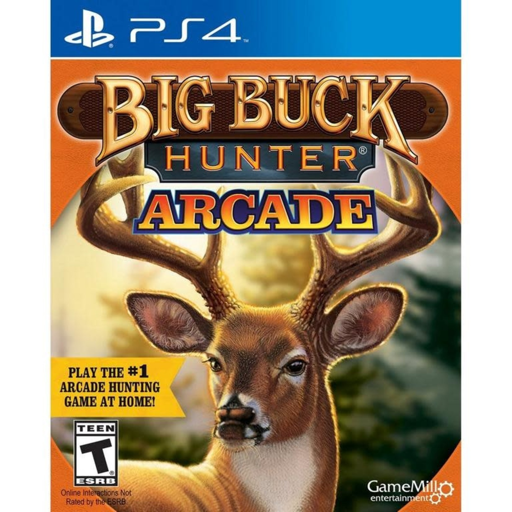 PS4U- Big Buck Hunter Arcade