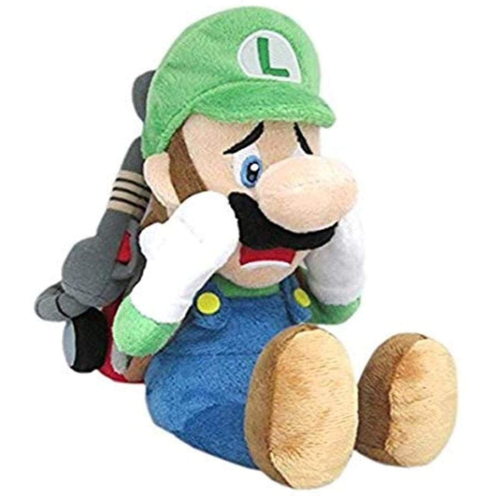 "Luigi Strobulb 7"" Plush"