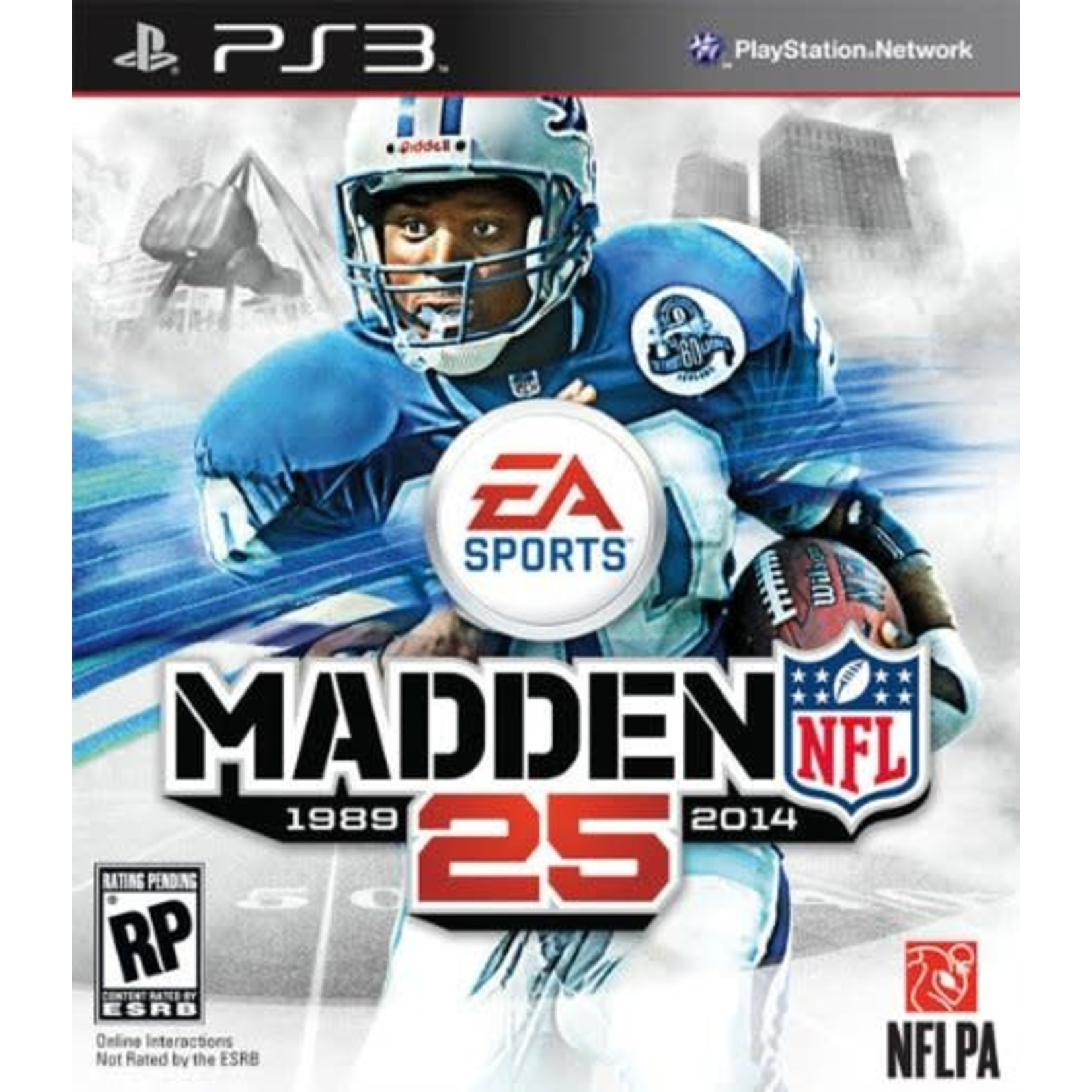 PS3U-Madden NFL 25