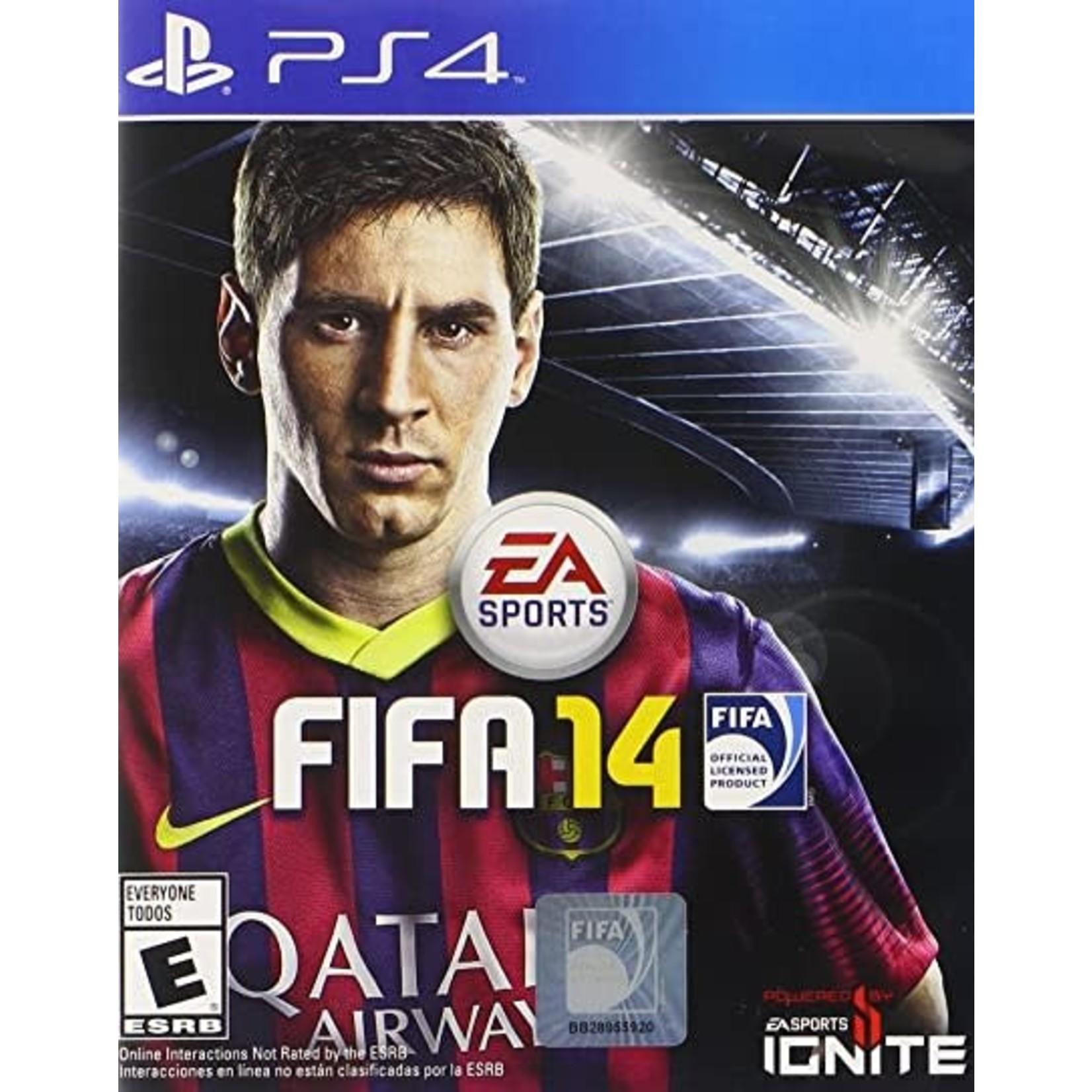 PS4U-FIFA 14
