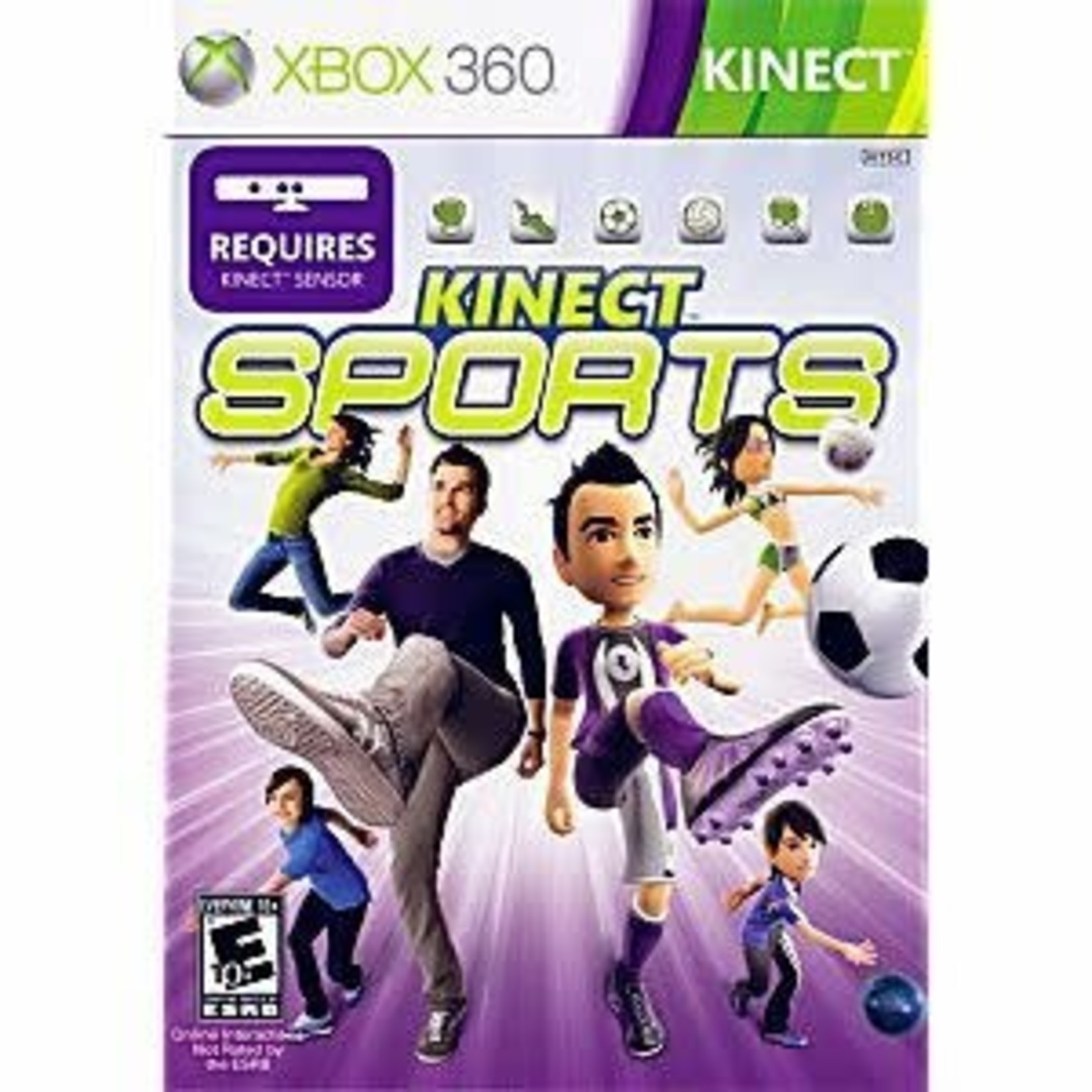 X3U-Kinect Sports