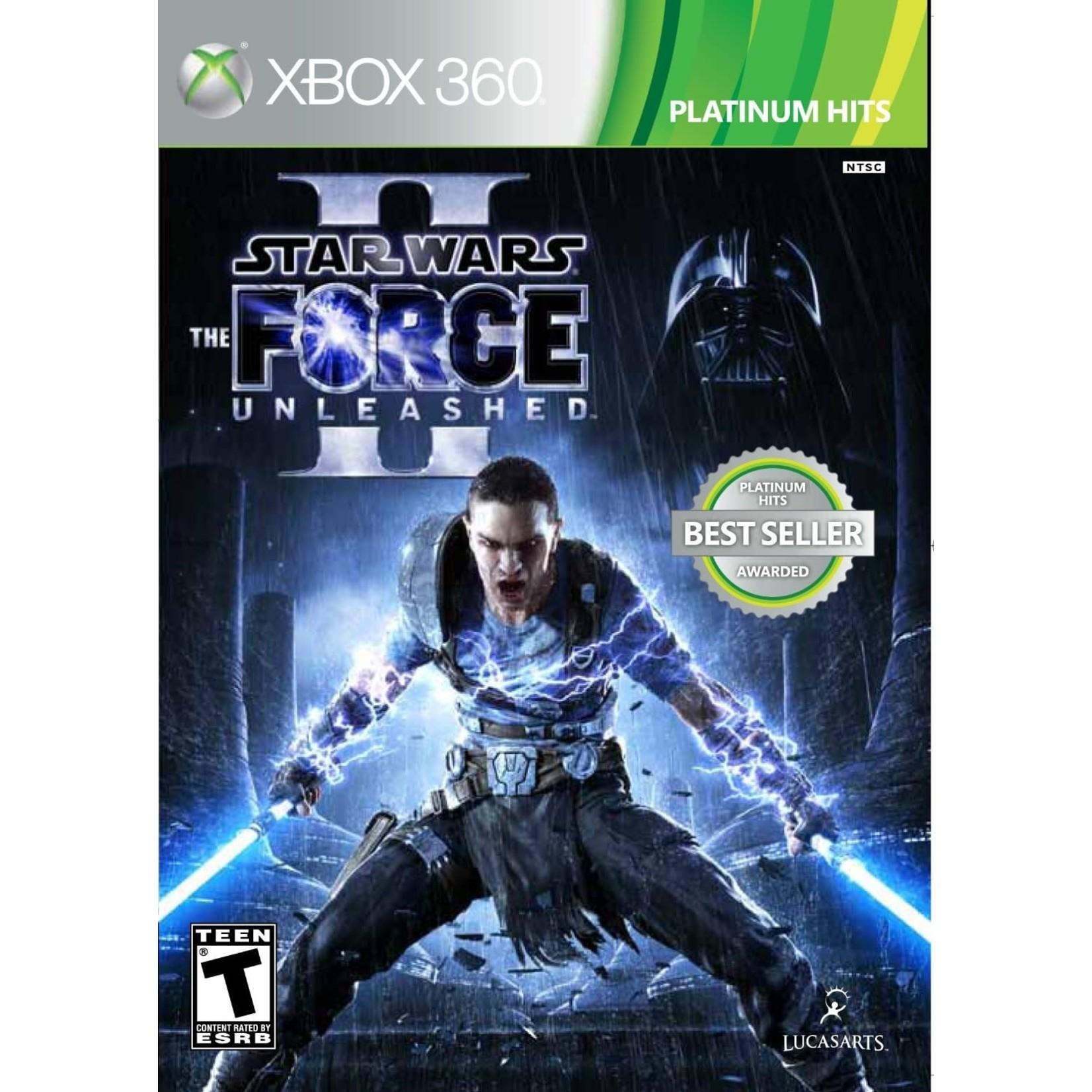 X3U-Star Wars The Force Unleashed II