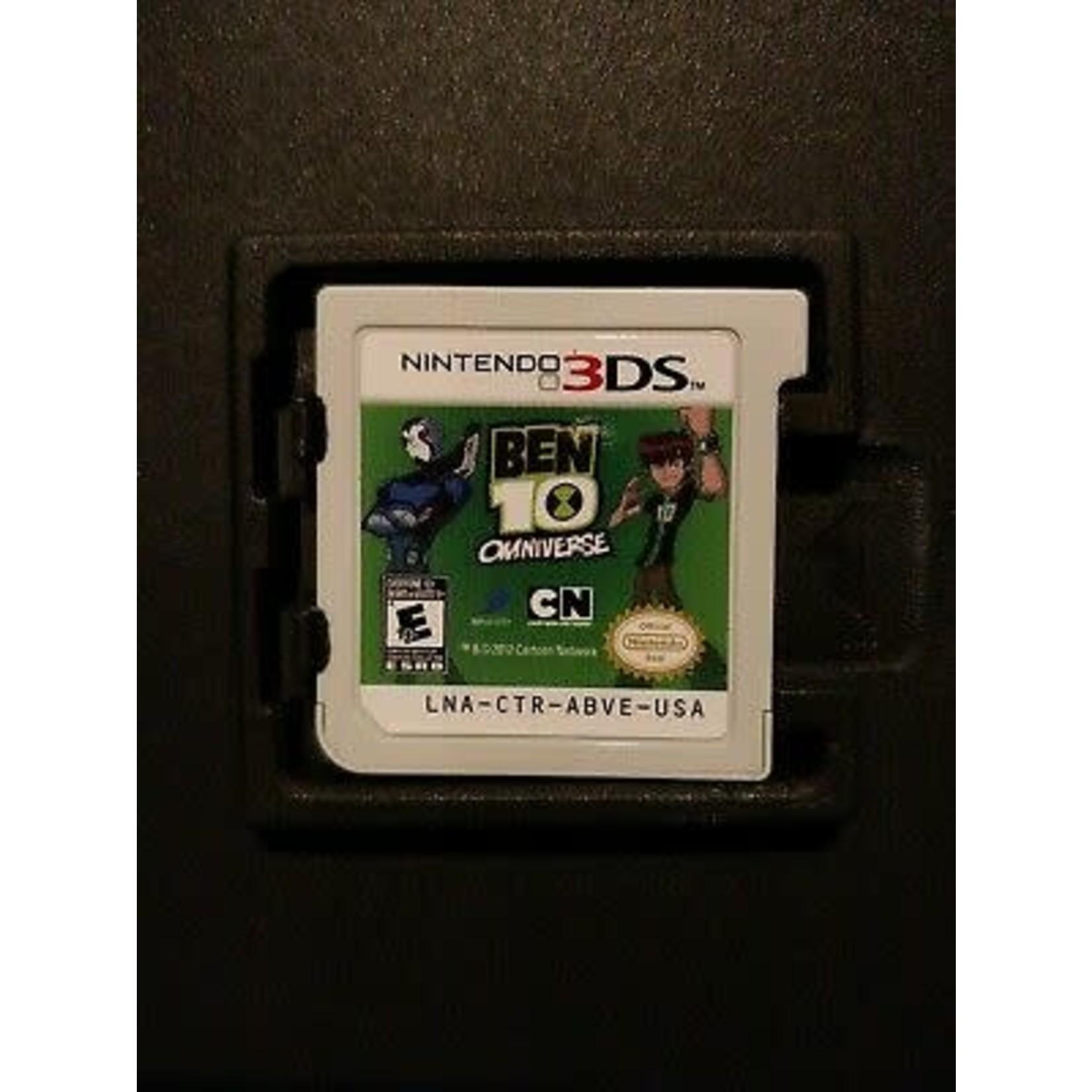 3DSU-Ben 10: Omniverse (Chip Only)
