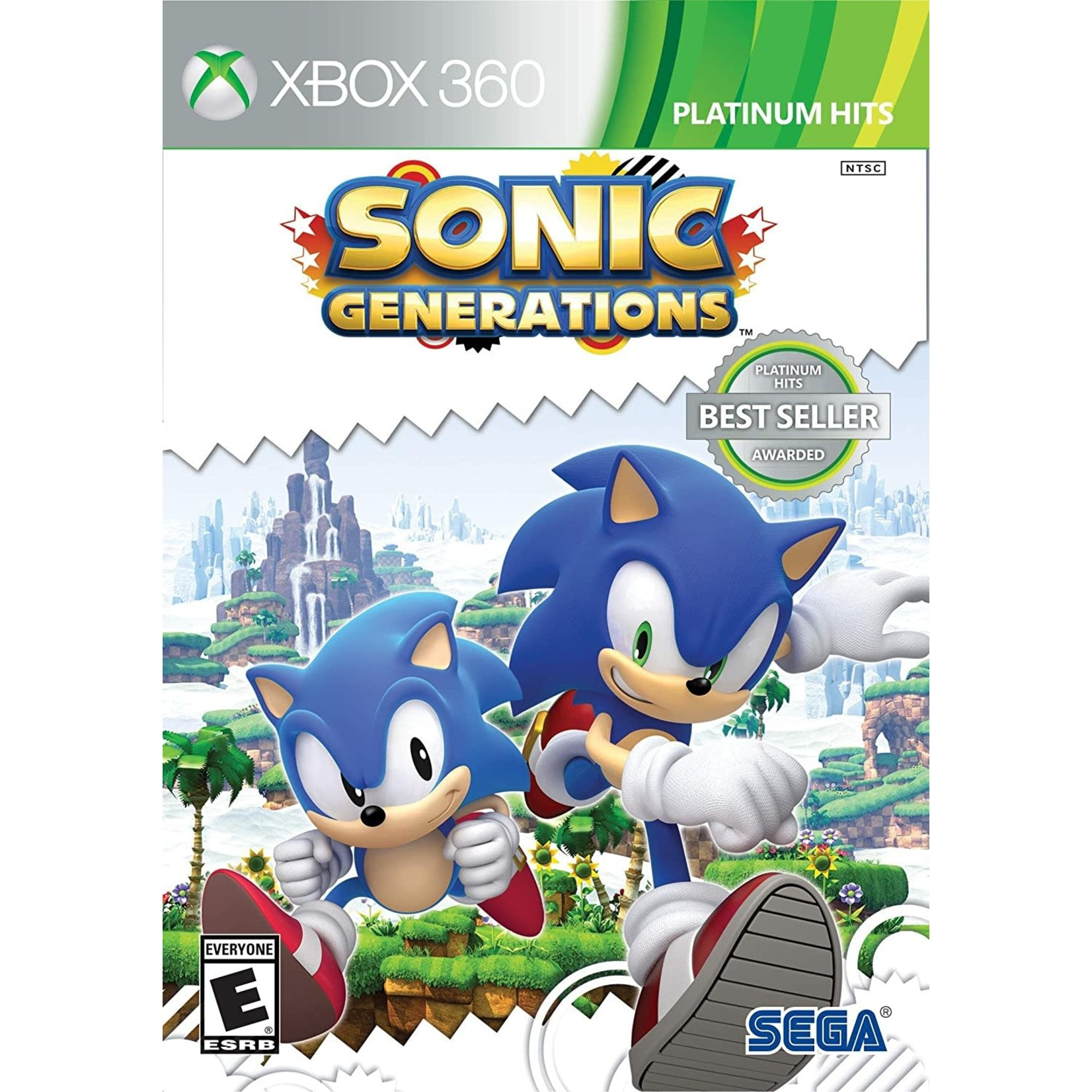 X3-Sonic Generations