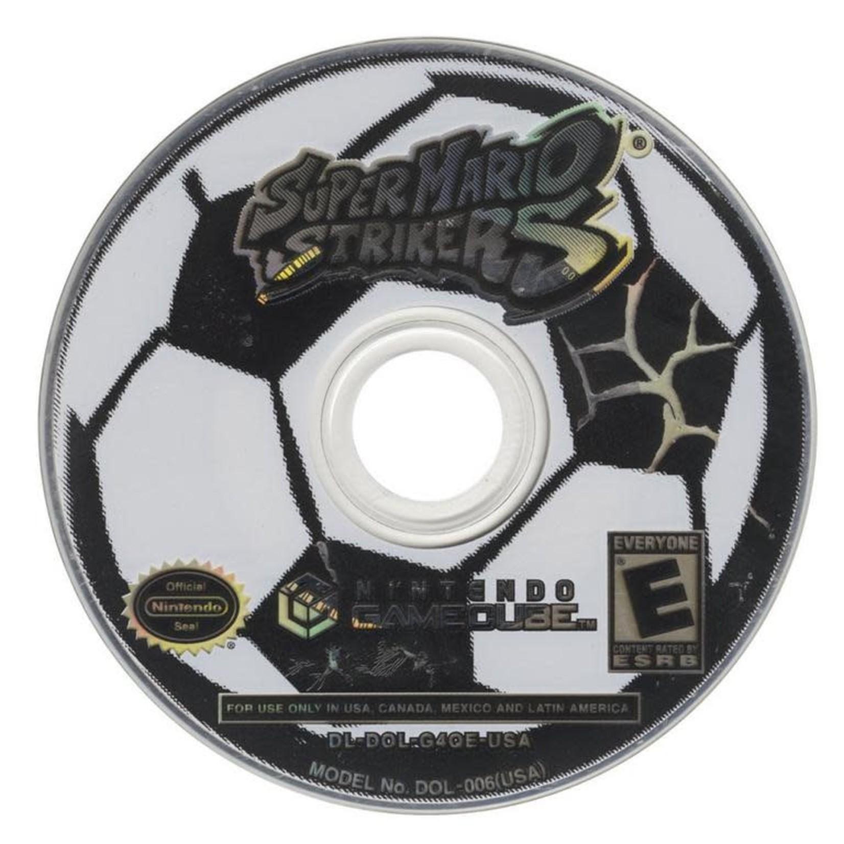 GCU-Super Mario Strikers (Disc)