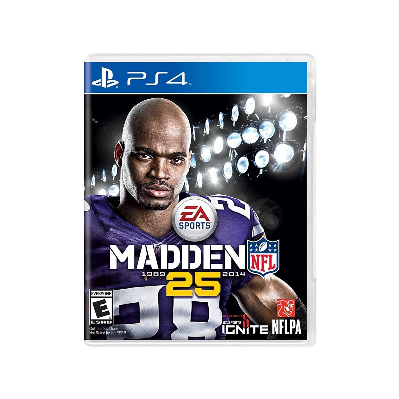 PS4U-Madden NFL 25