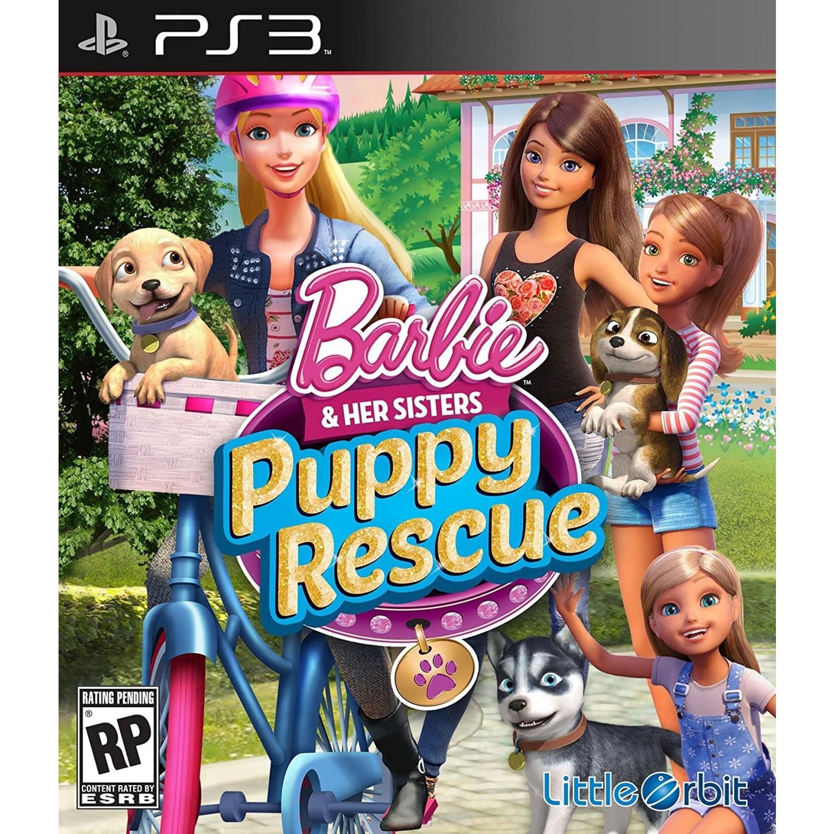 PS3U-Barbie Puppy Rescue