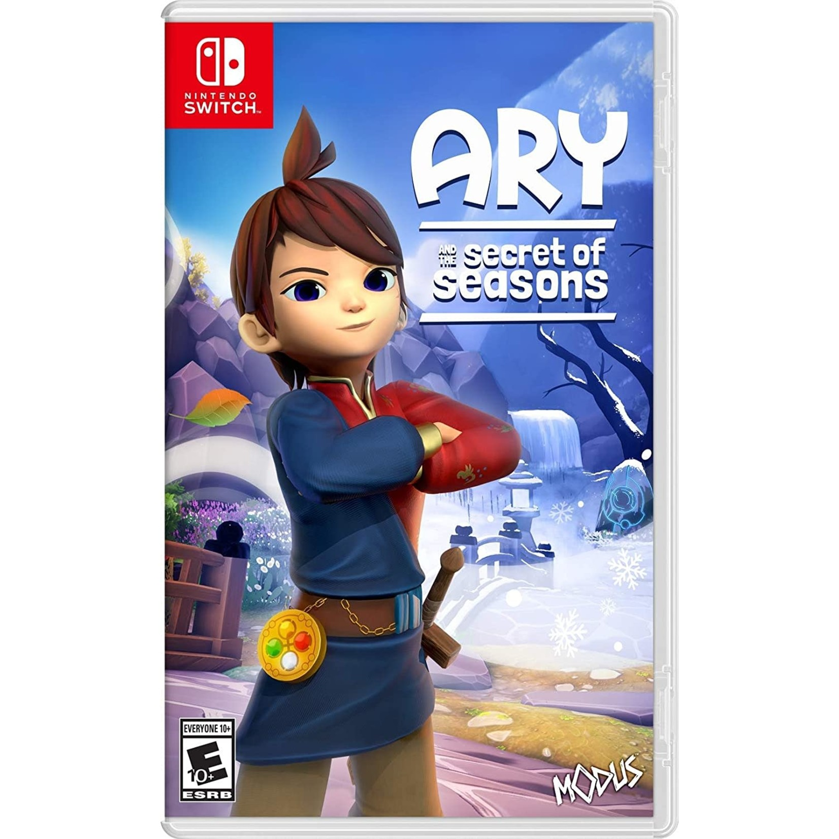 SWITCH-Ary and the Secret of Seasons