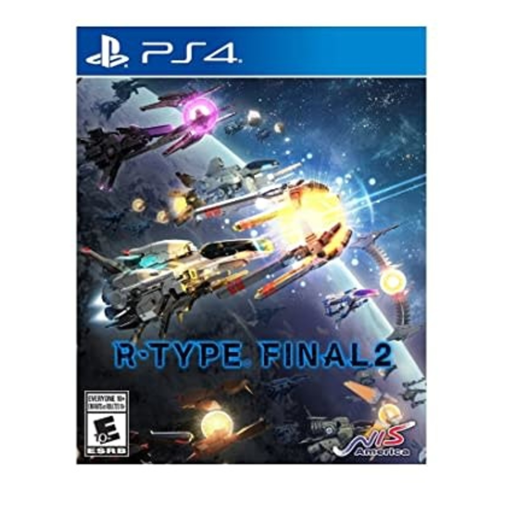 ps4-R-Type Final 2 Inaugural Flight Edition