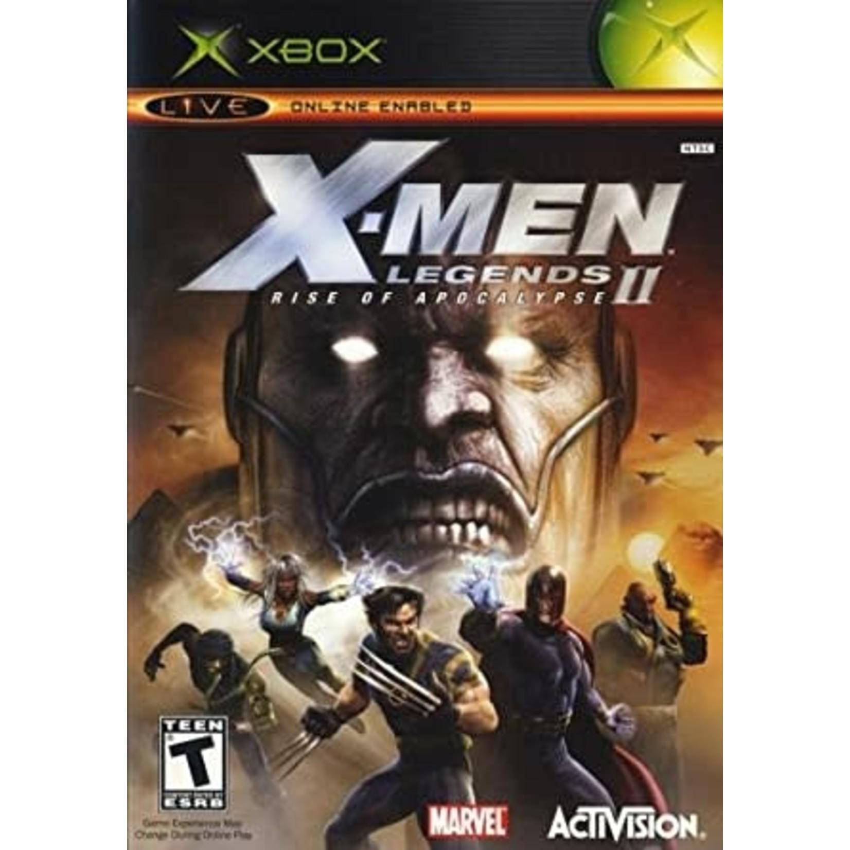 xbu-X-Men Legends II