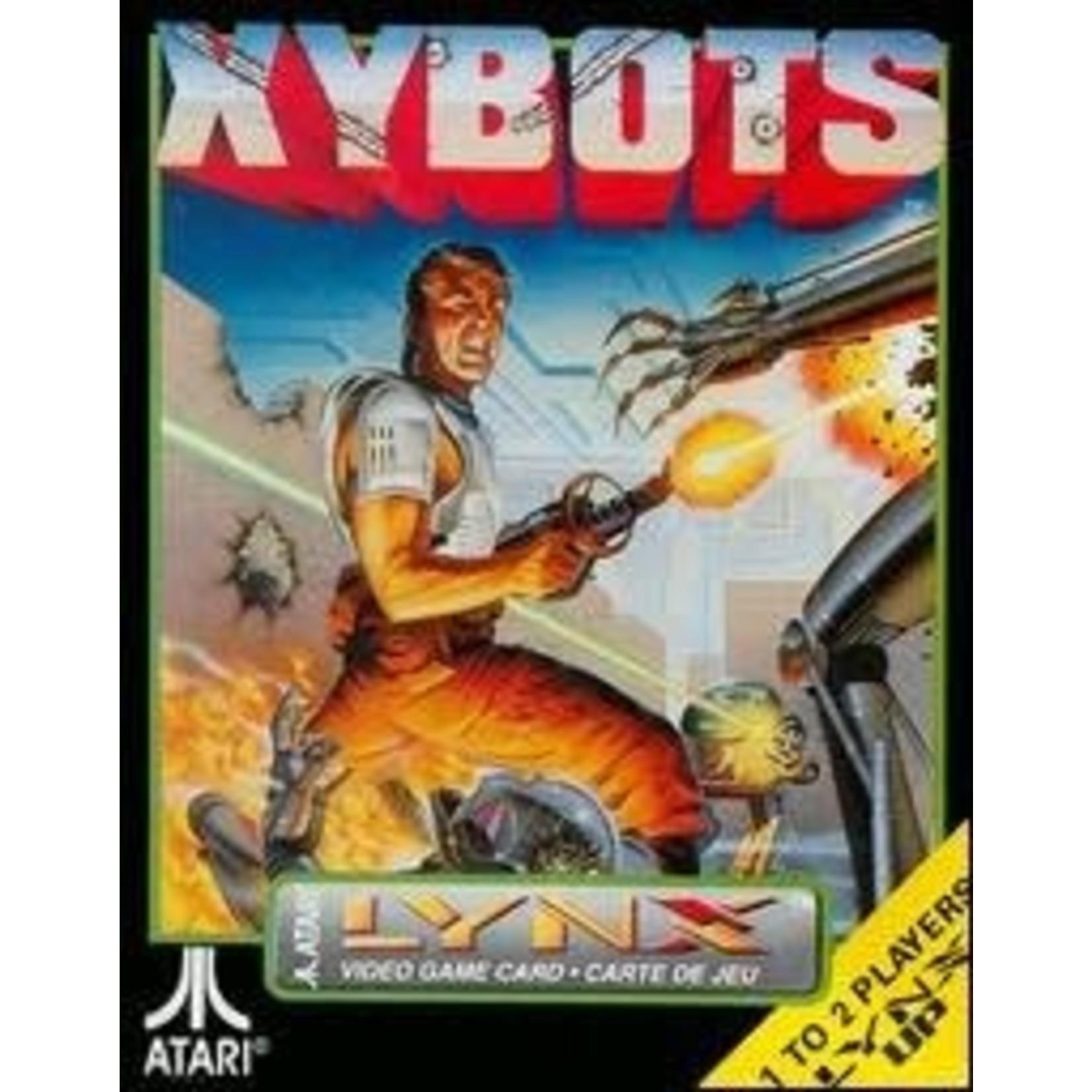 lynxu-XYBOTS (IN BOX)