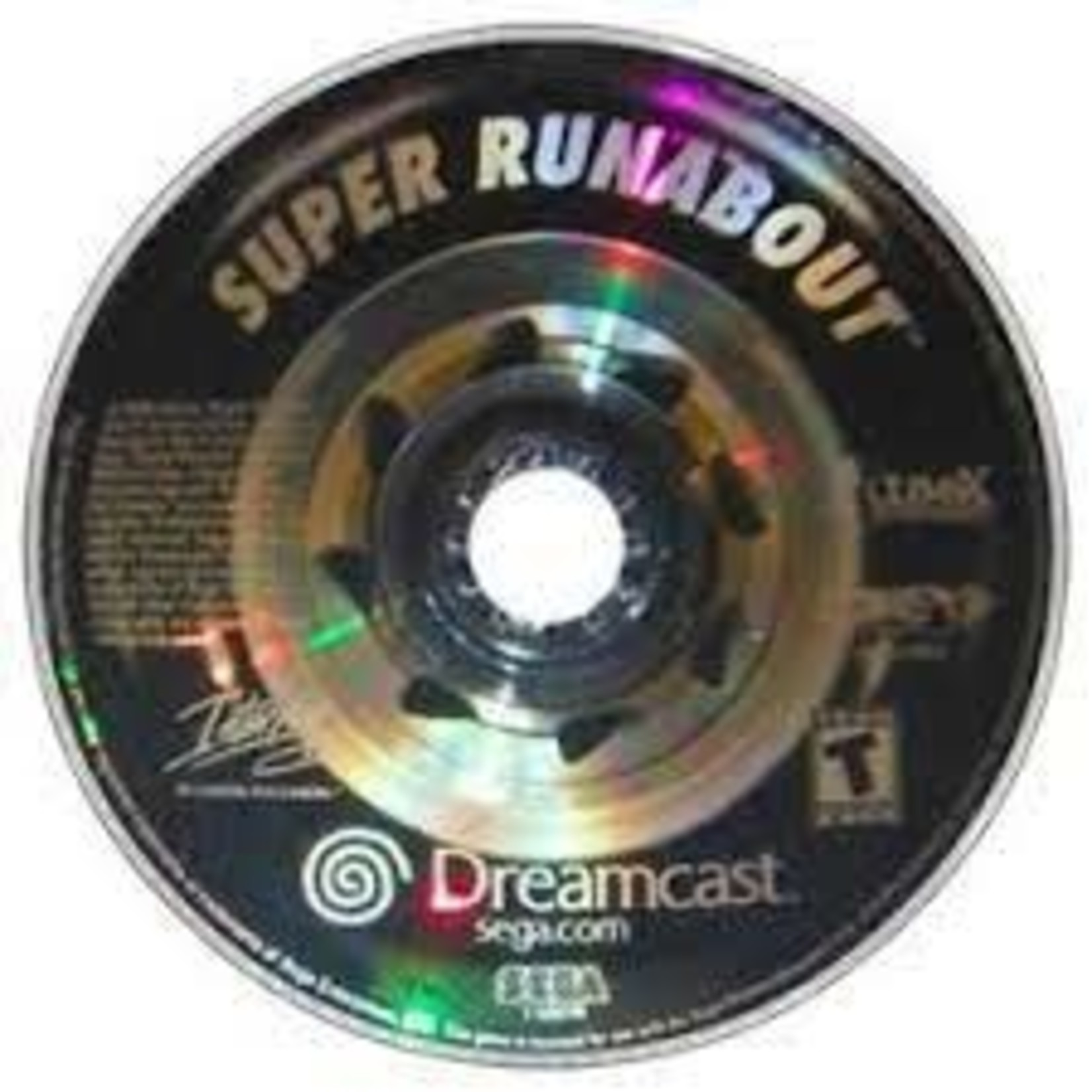 dcu-Super Runabout (disc only)