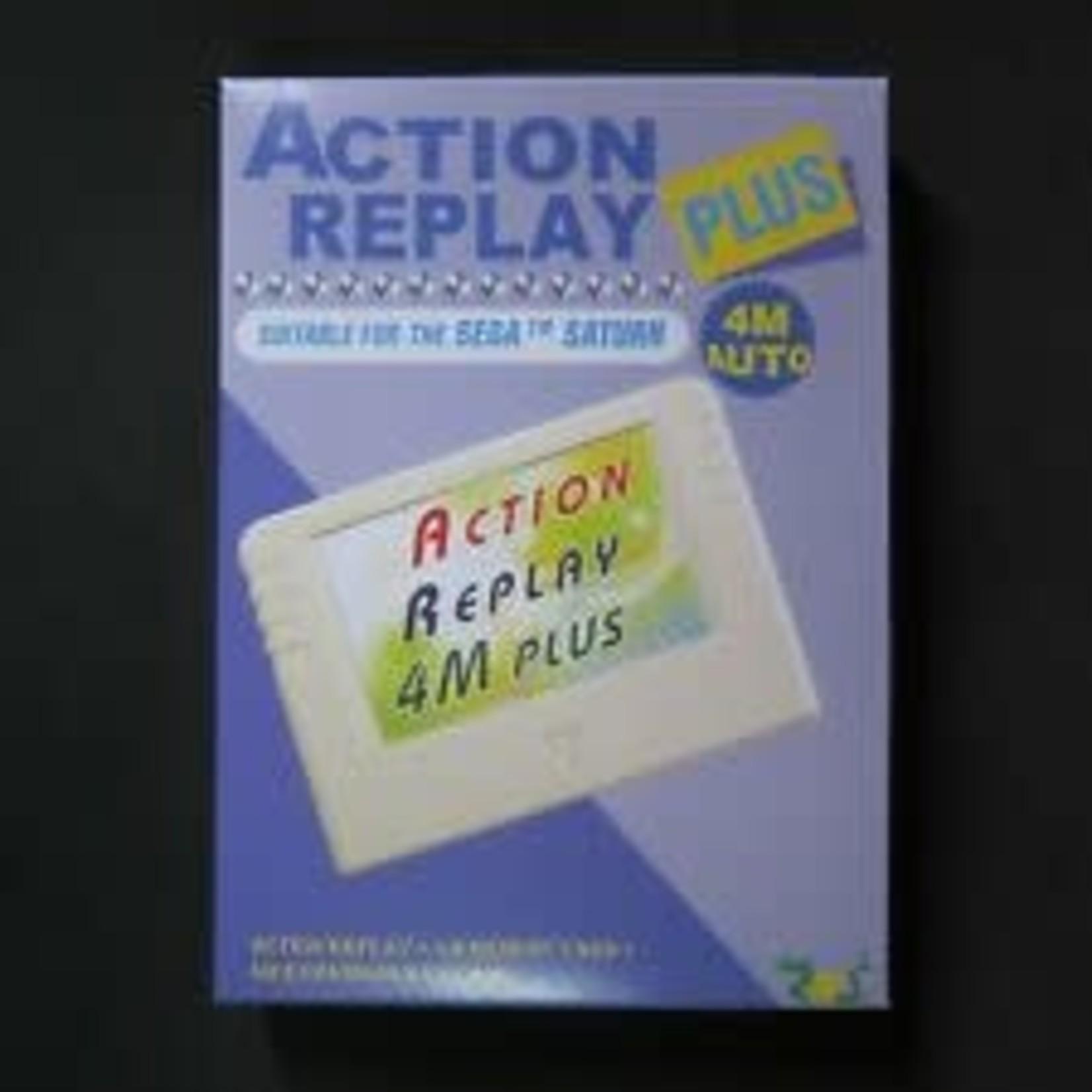 Action Replay sega saturn 4m plus