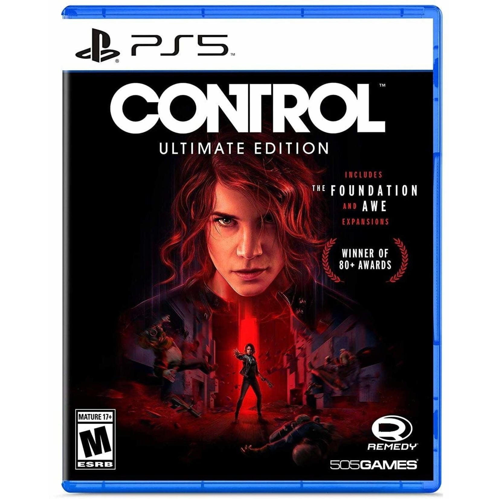 PS5U-Control Ultimate Edition