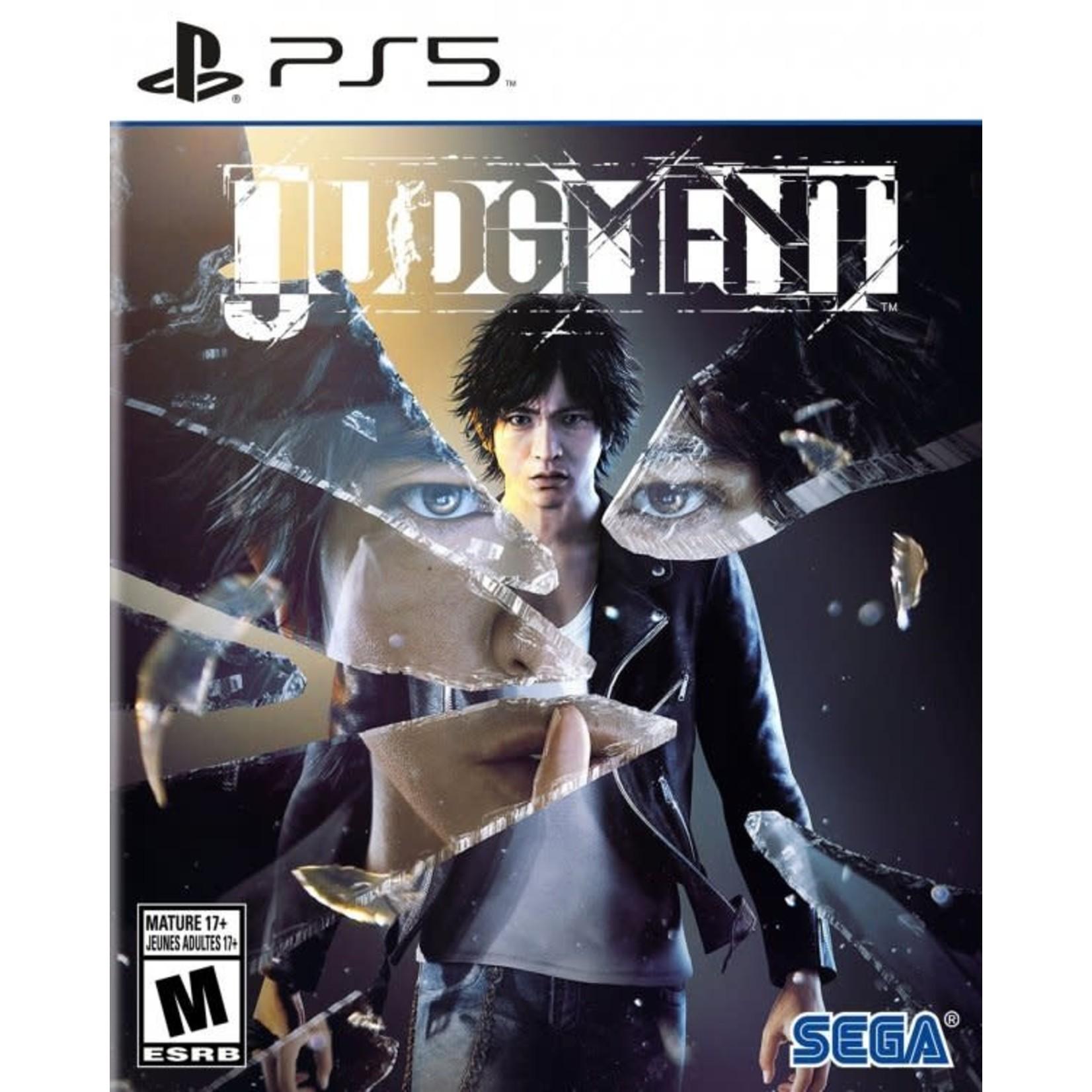 PS5U-Judgment