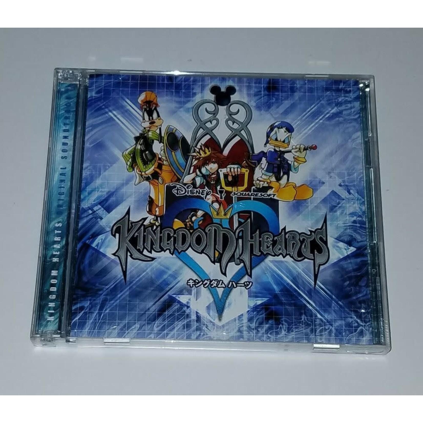 kingdom hearts 1 soundtrack