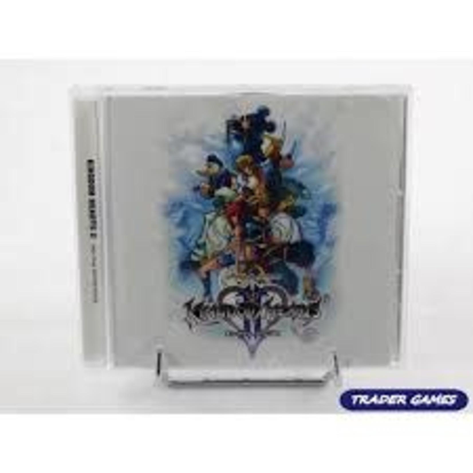 kingdom hearts ii soundtrack