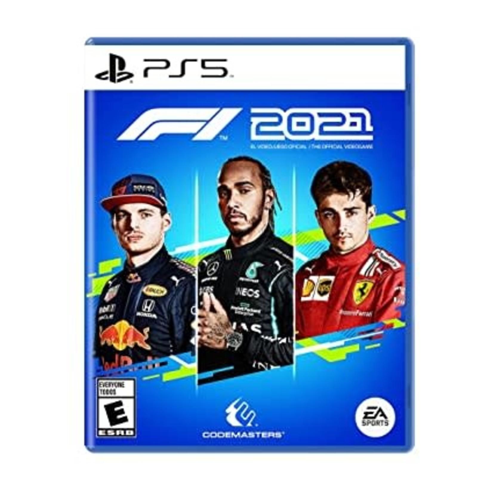 PS5-F1 2021