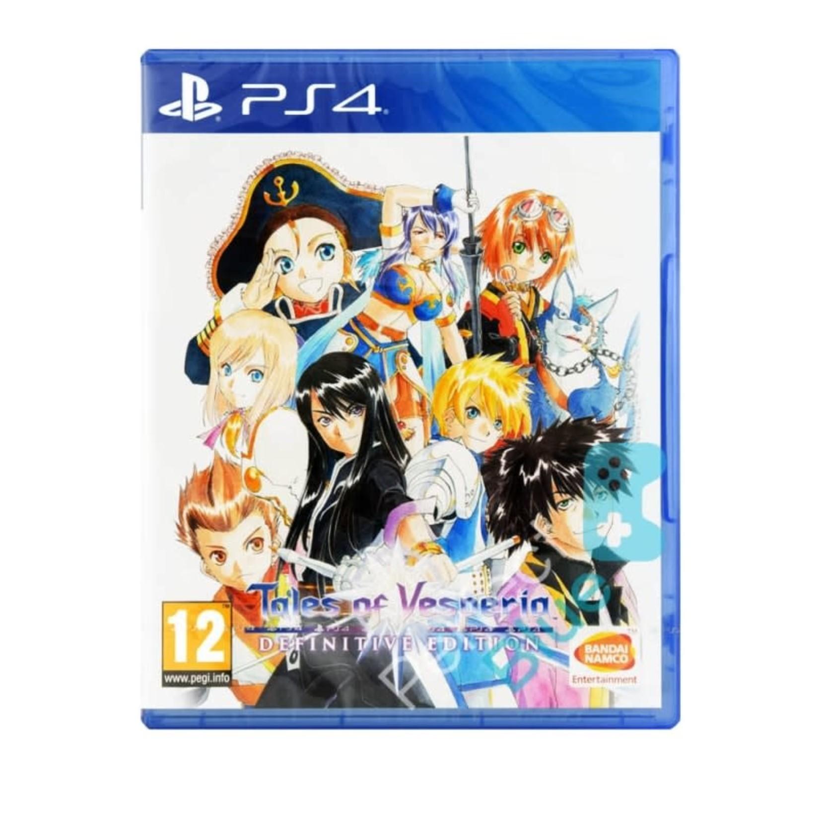 PS4-Tales of Vesperia