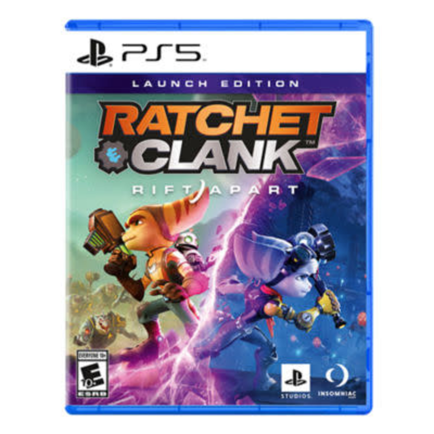 PS5U-RATCHET AND CLANK RIFT APART