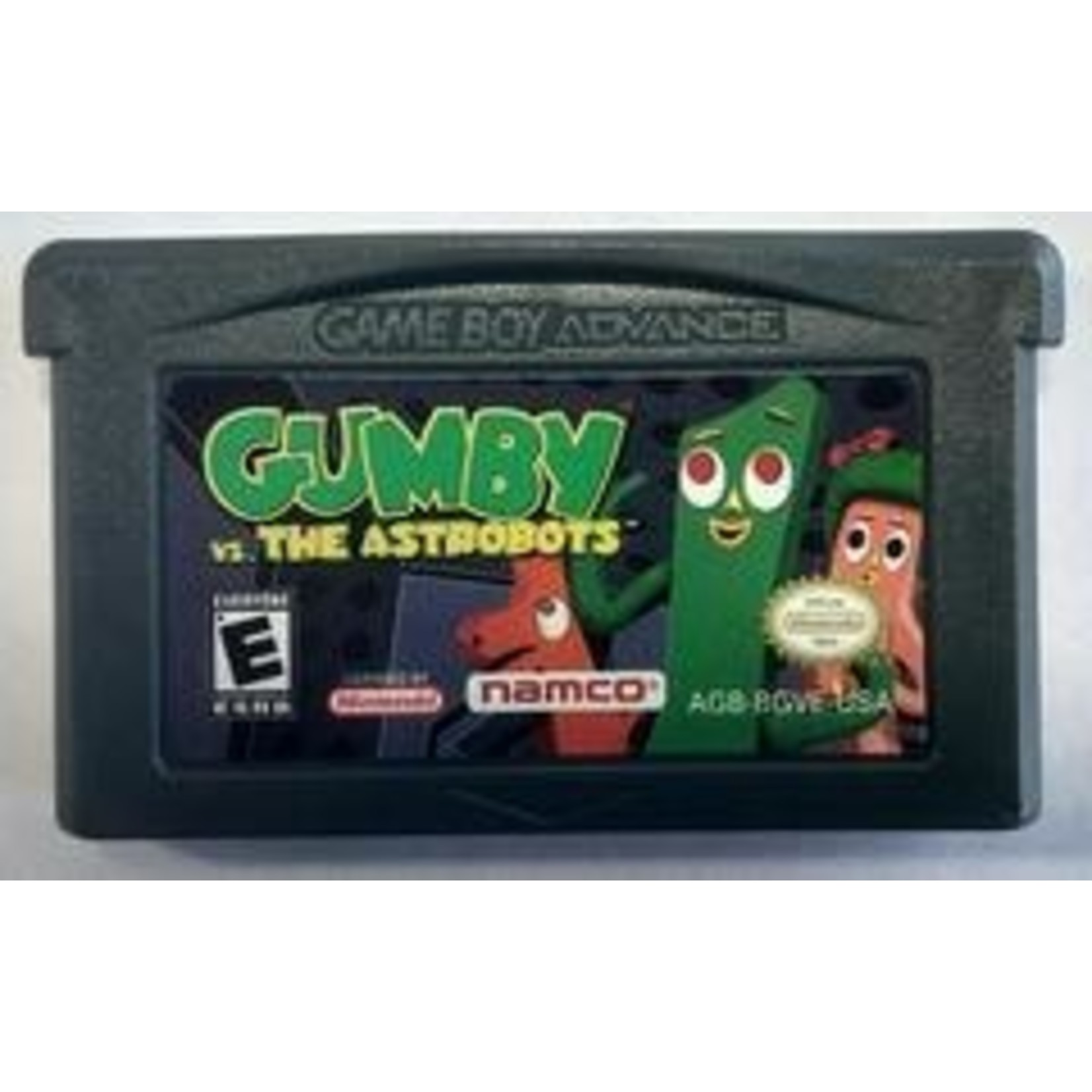 gbau-Gumby vs The Astrobots